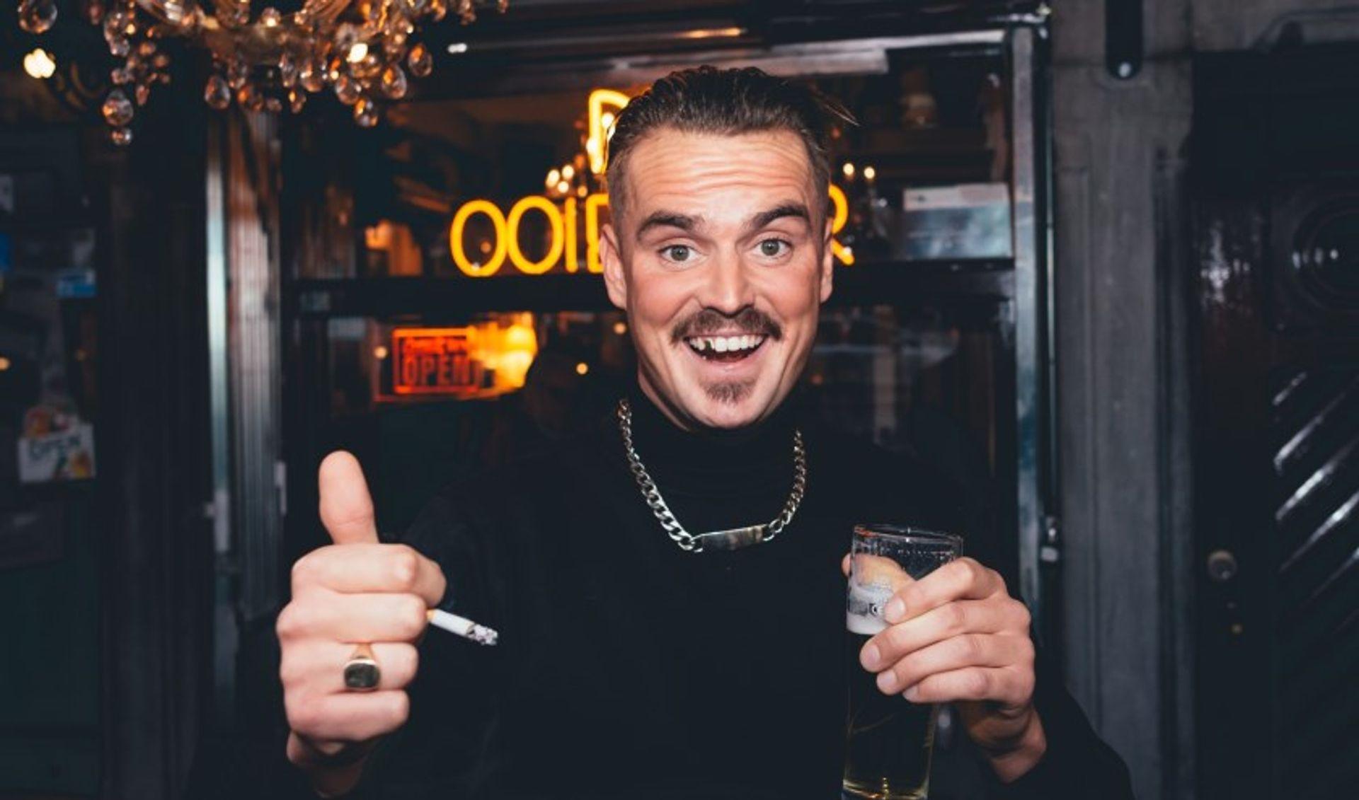 Kevin belt Jordy van De Likt over nieuwe single en 'Jordy 2.0'