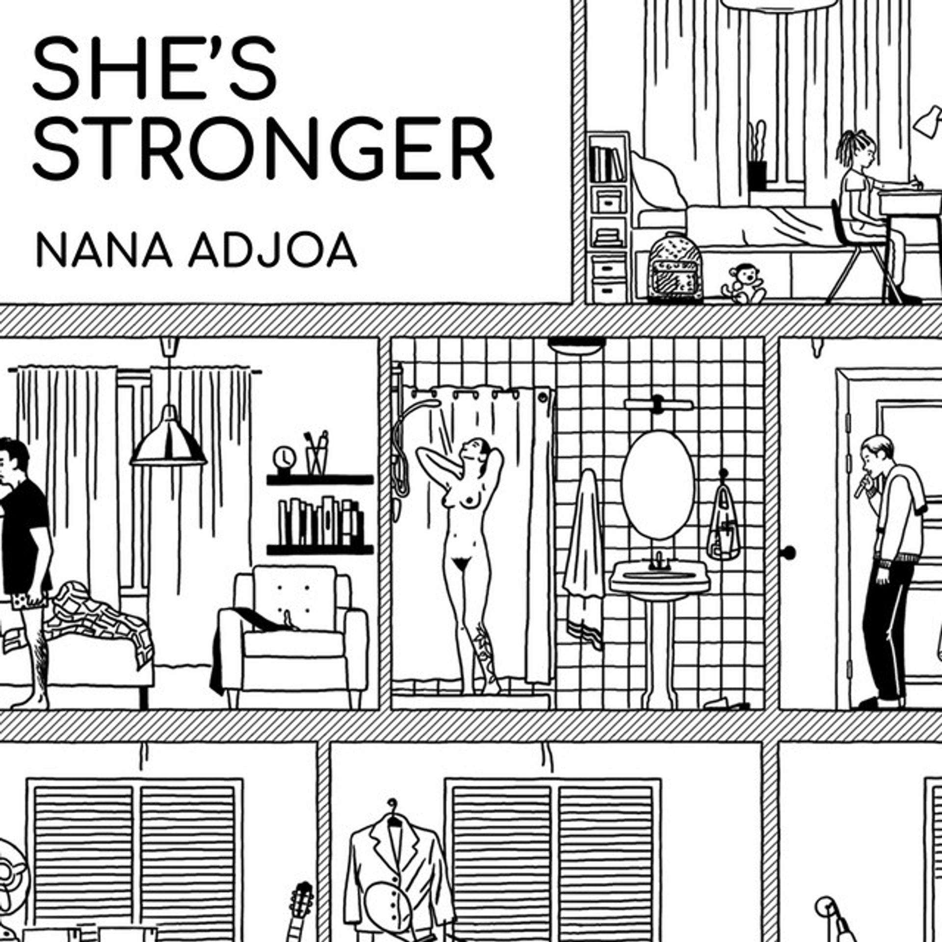 SHE'S STRONGER
