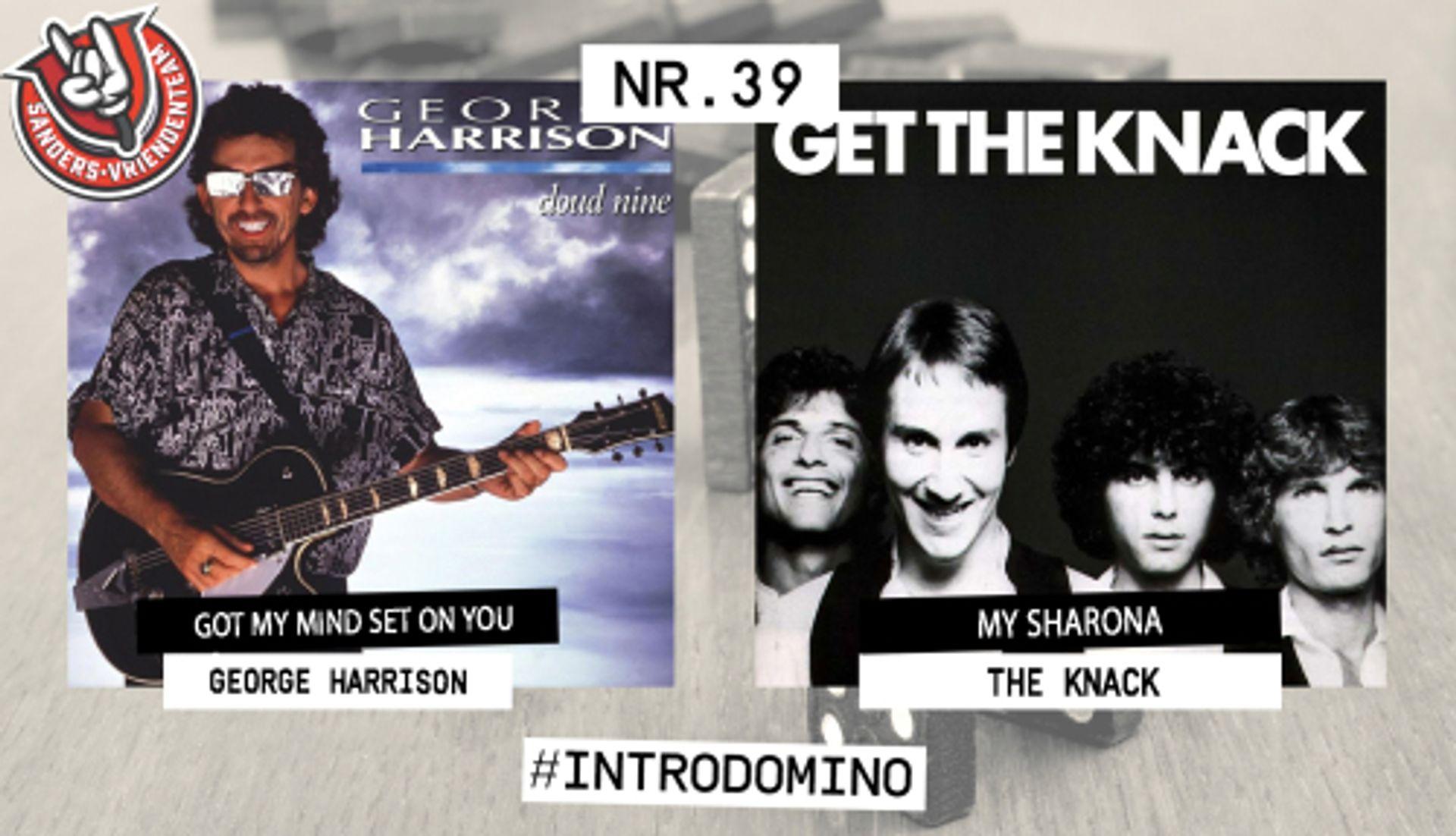 Introdomino: George Harrison - Got My Mind Set On You & The Knack - My...