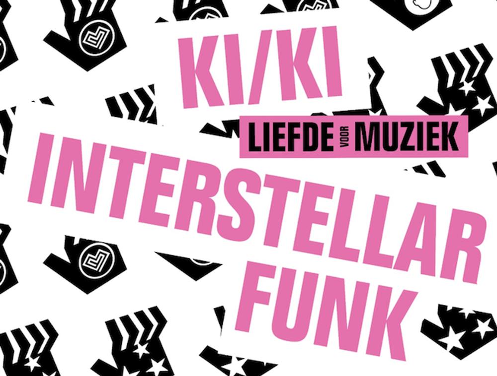 LIEFDE VOOR MUZIEK LIVESET KI/KI en Interstellar Funk