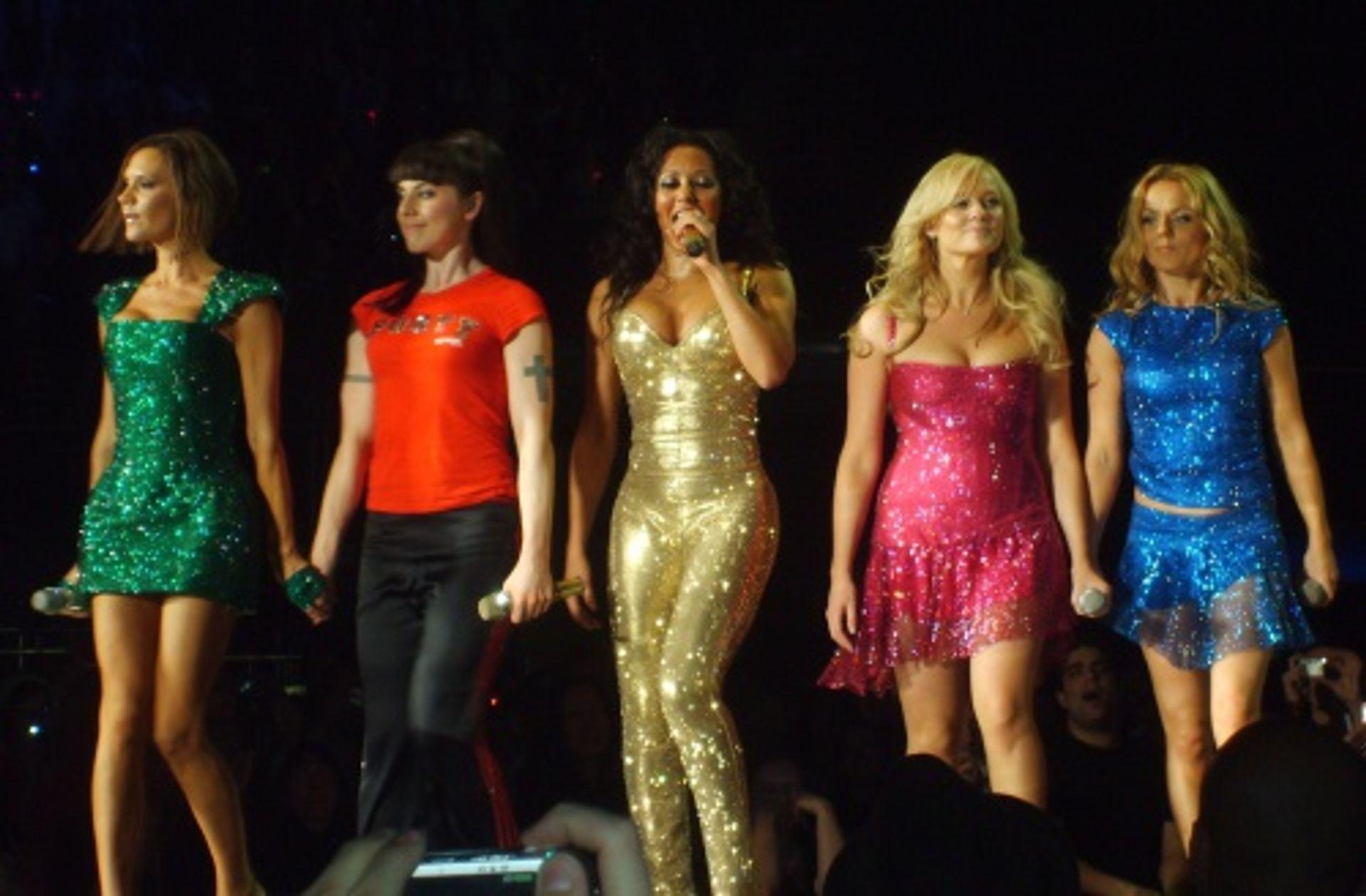 Hilde vloog letterlijk de hele wereld over om de Spice Girls te zien