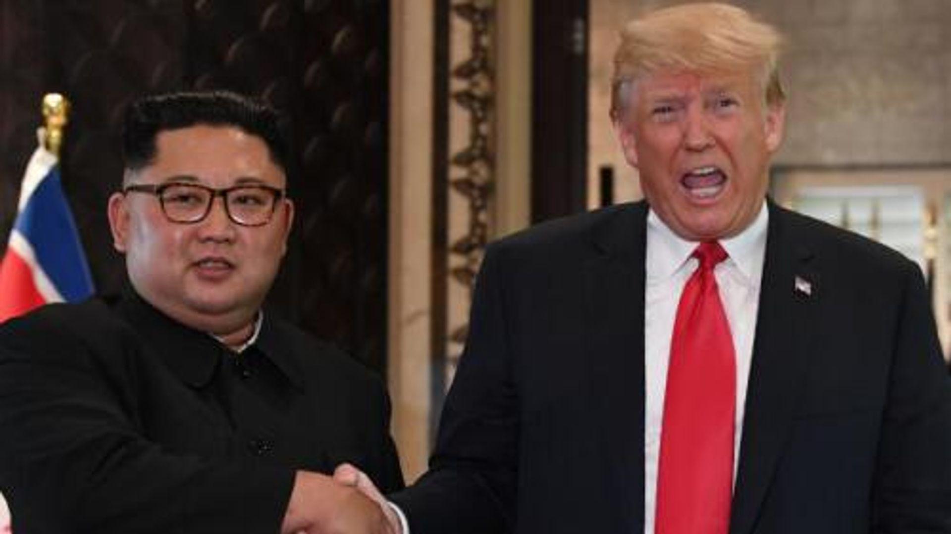 Amerika vriendin Simone Tukker: Trump en Kim Jong-Un zijn 'In Love'