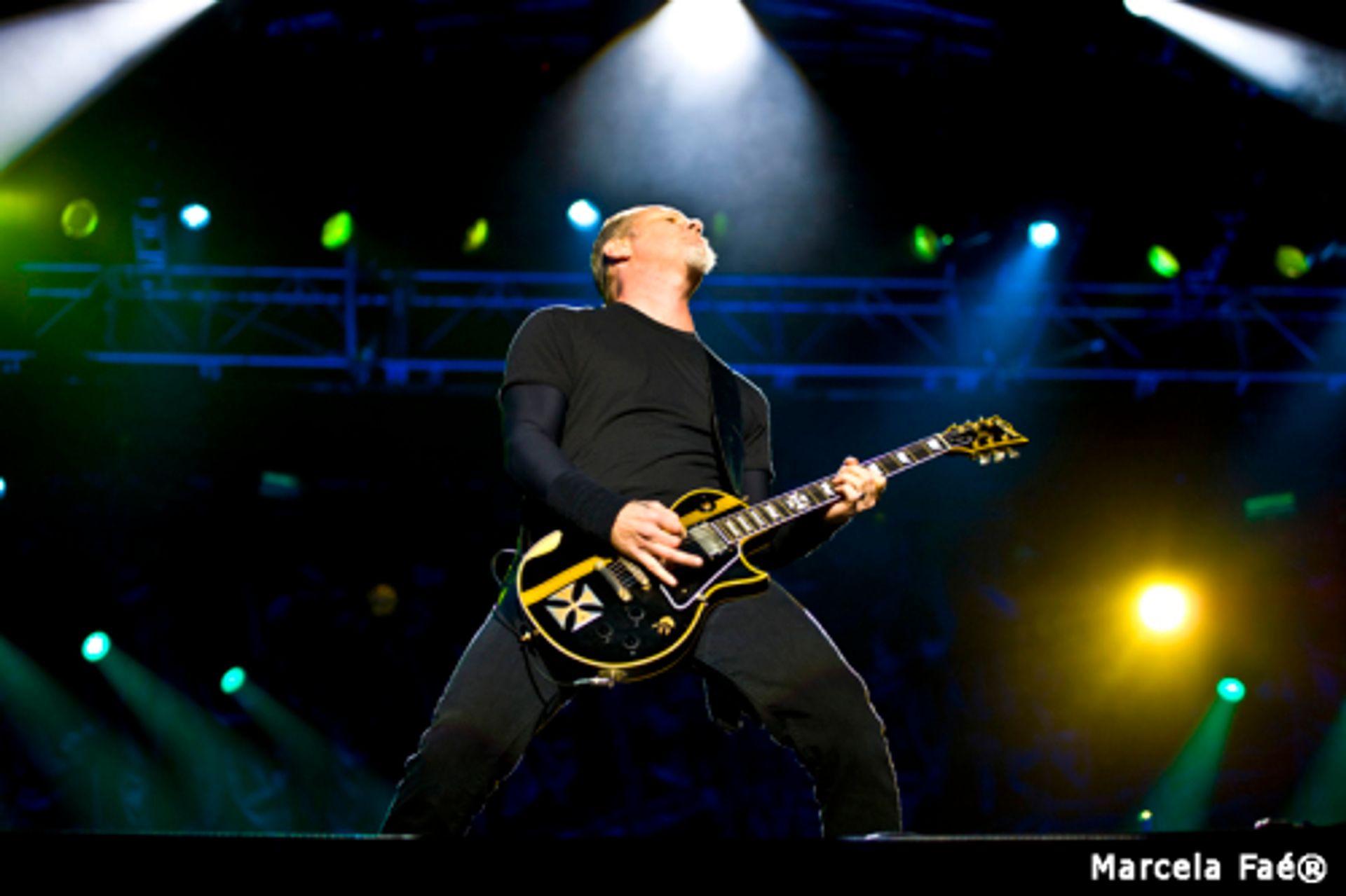 Het Op Maat Gemaakte Spel over... Metallica