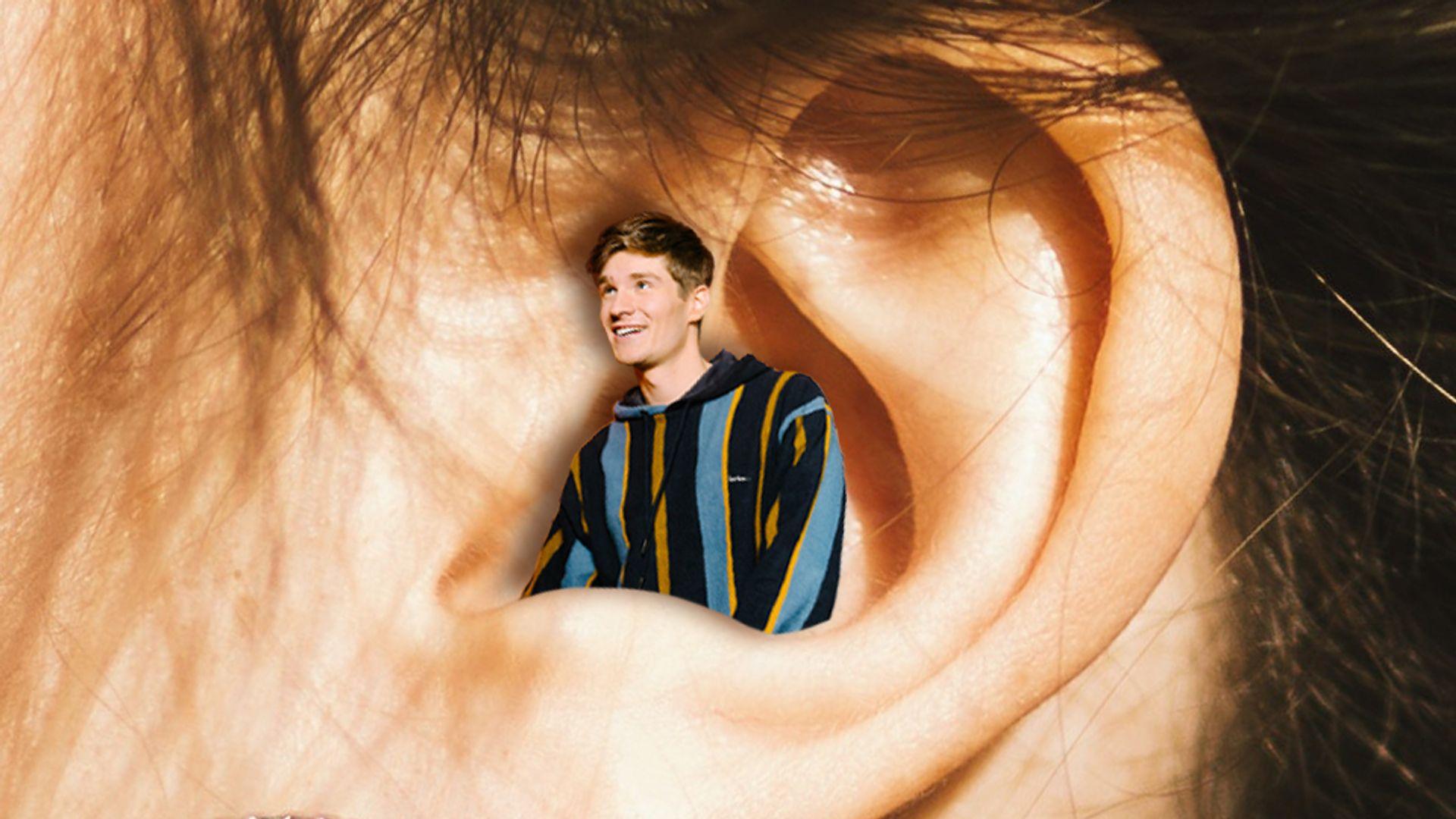 Olivier stapt in de oren van de luisteraars!