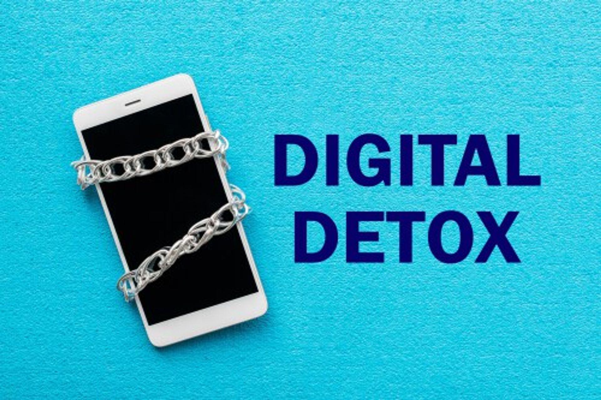 Digital Detoxchallenge: Olivier en Sophie evalueren hoe het op dit moment gaat