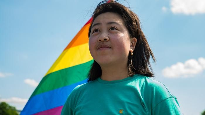Linh over haar Coming-Out