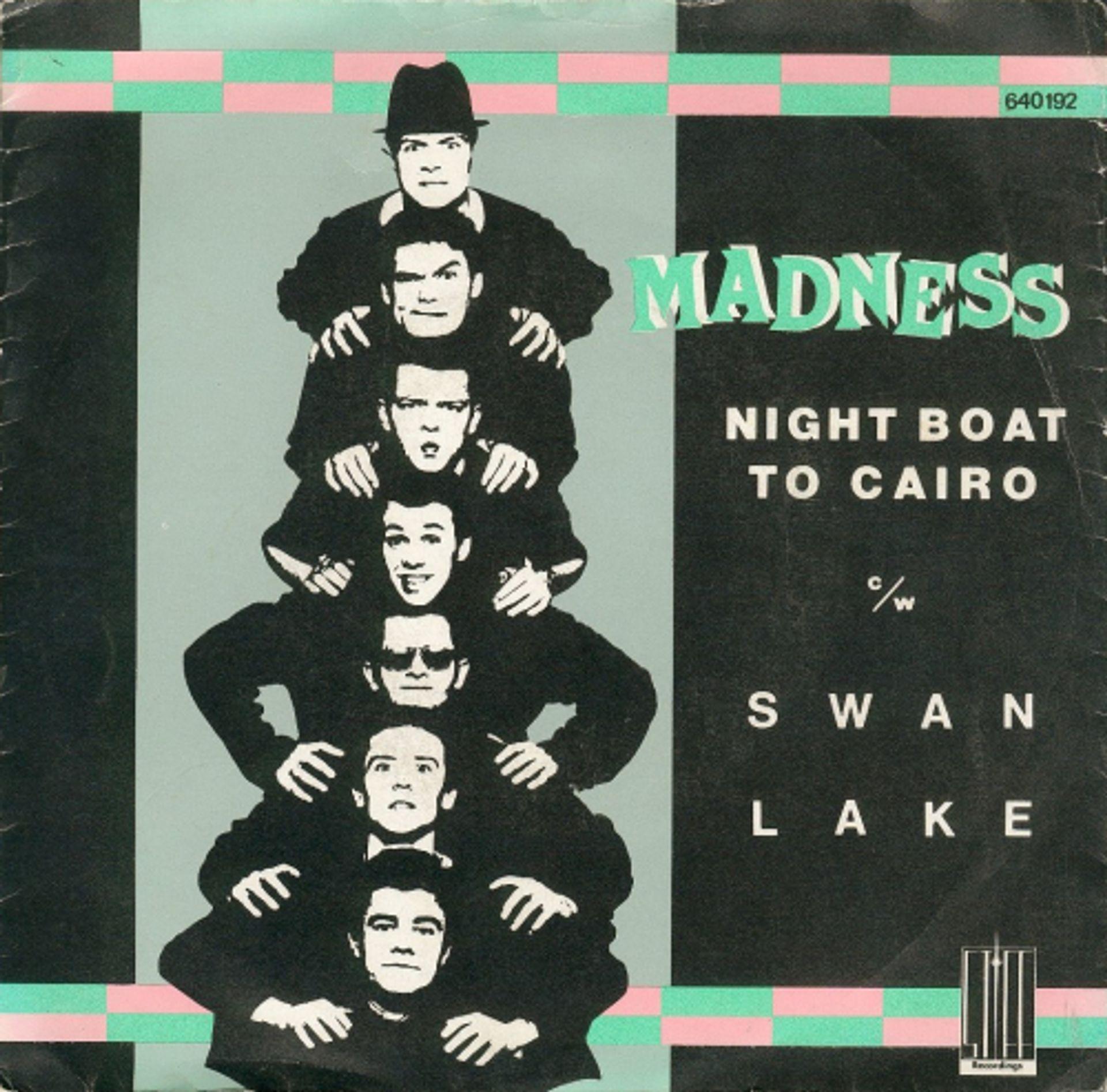 NIGHTBOAT TO CAIRO
