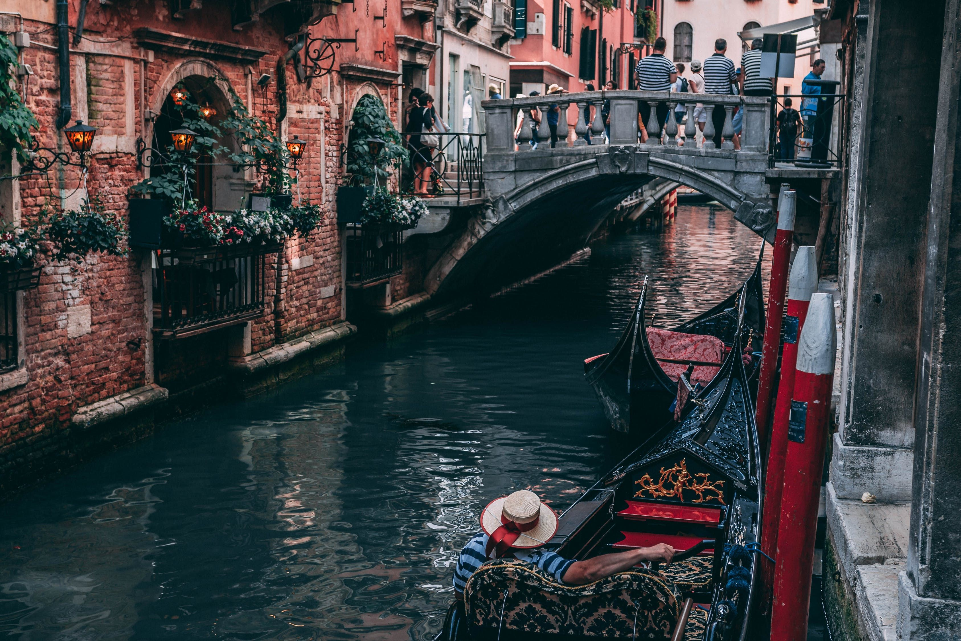 Robin won een vakantie naar Venetië met zijn vriendin #BACKPACKTRACK