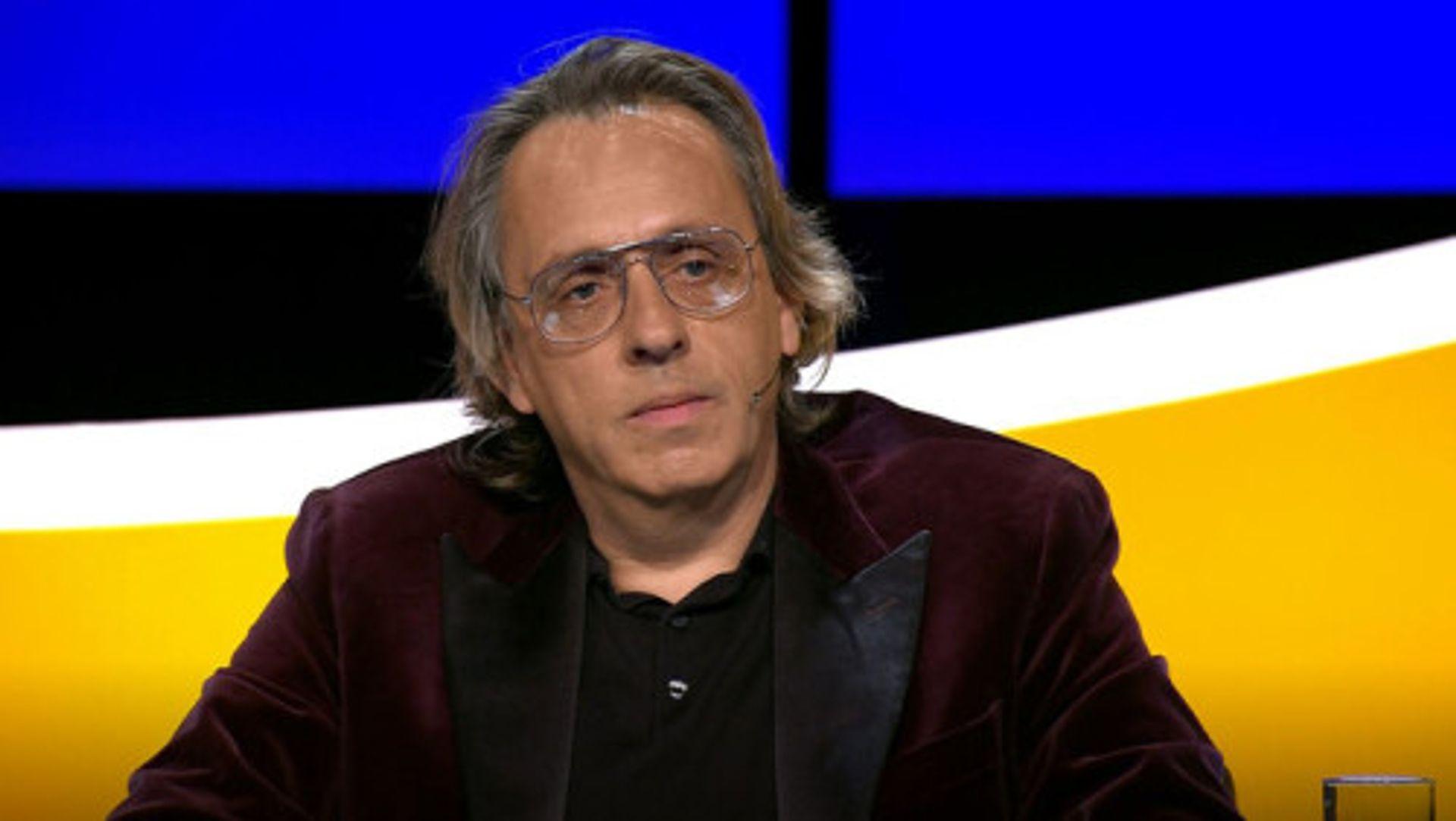 Marcel van Roosmalen heeft een duidelijke mening over Sander zijn column...