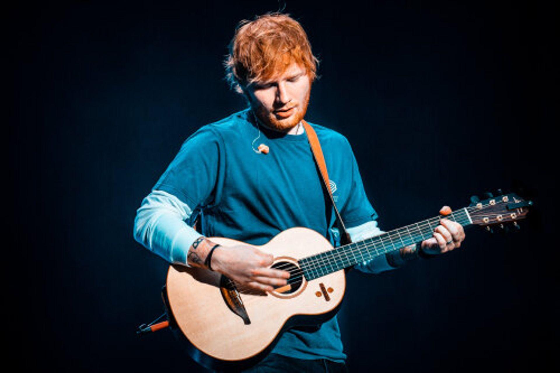 Albumspecial Ed Sheeran: 1 uur vol nieuwe muziek en commentaar van Ed zelf (deel 2)