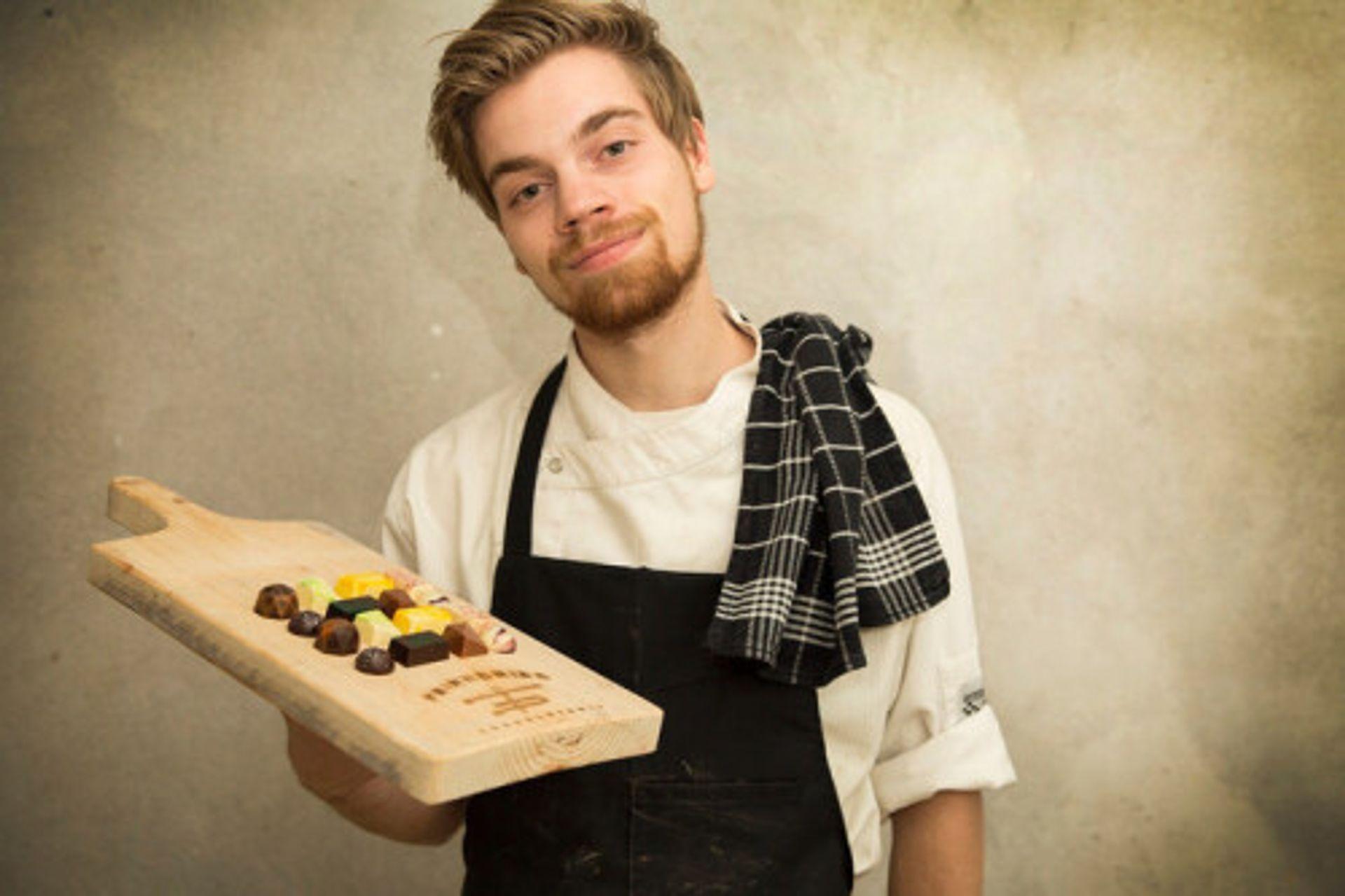 Chocolatier Dries: