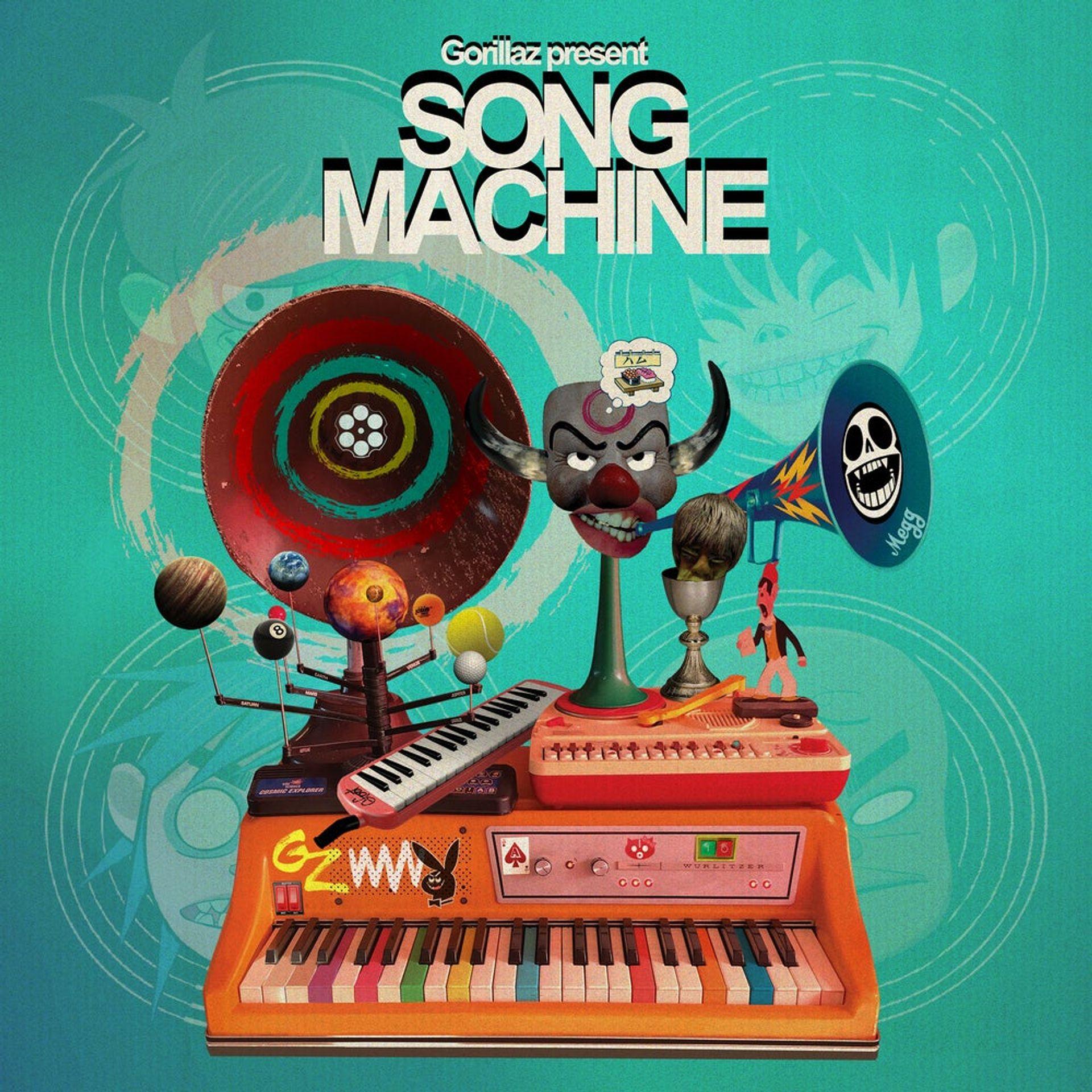Een deep dive in ''Gorillaz – Song Machine Season One: Strange Timez'' met Damon Albarn te gast