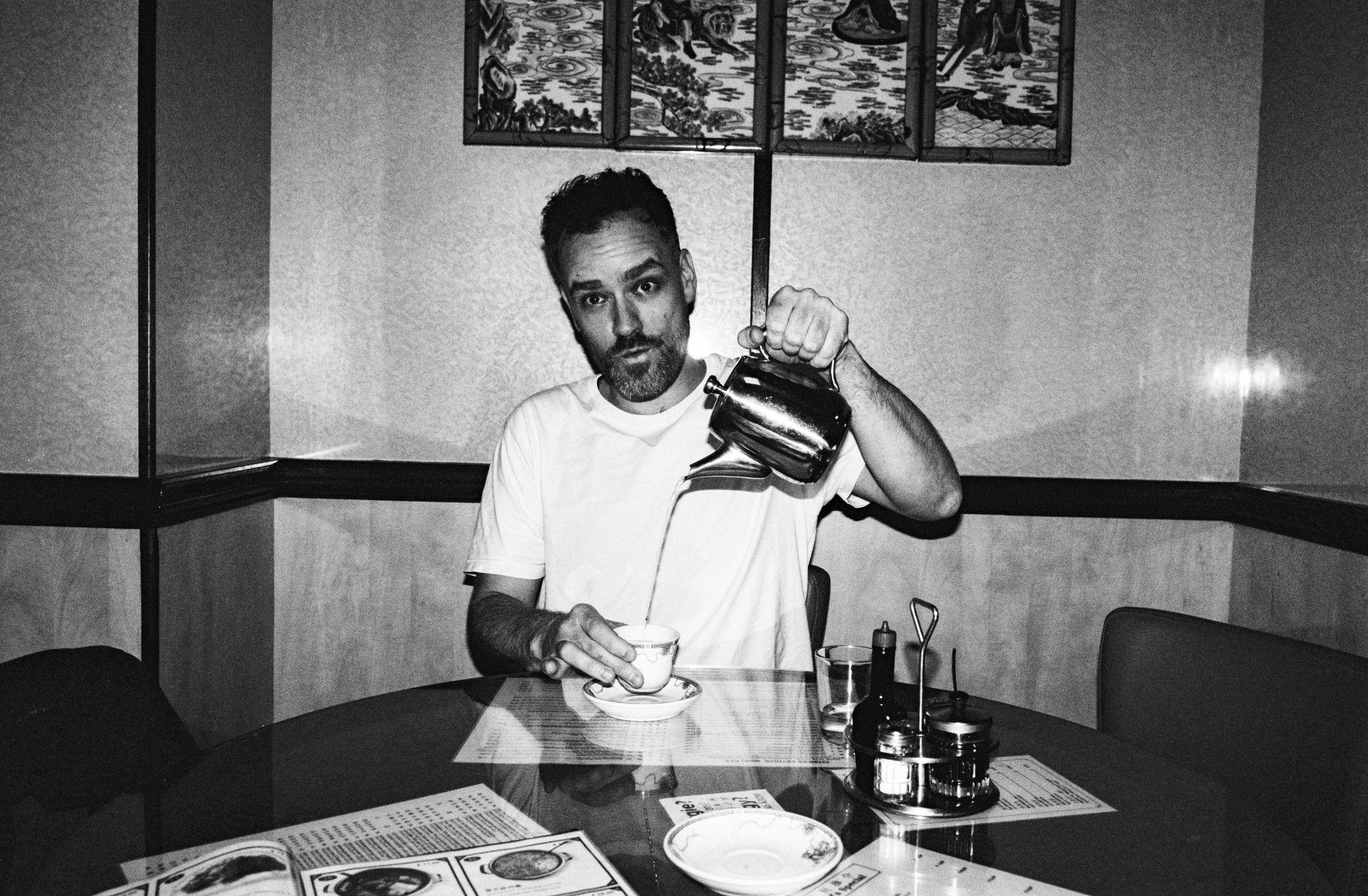 DJ Shortlist [voor op de bank]: Nuno Dos Santos