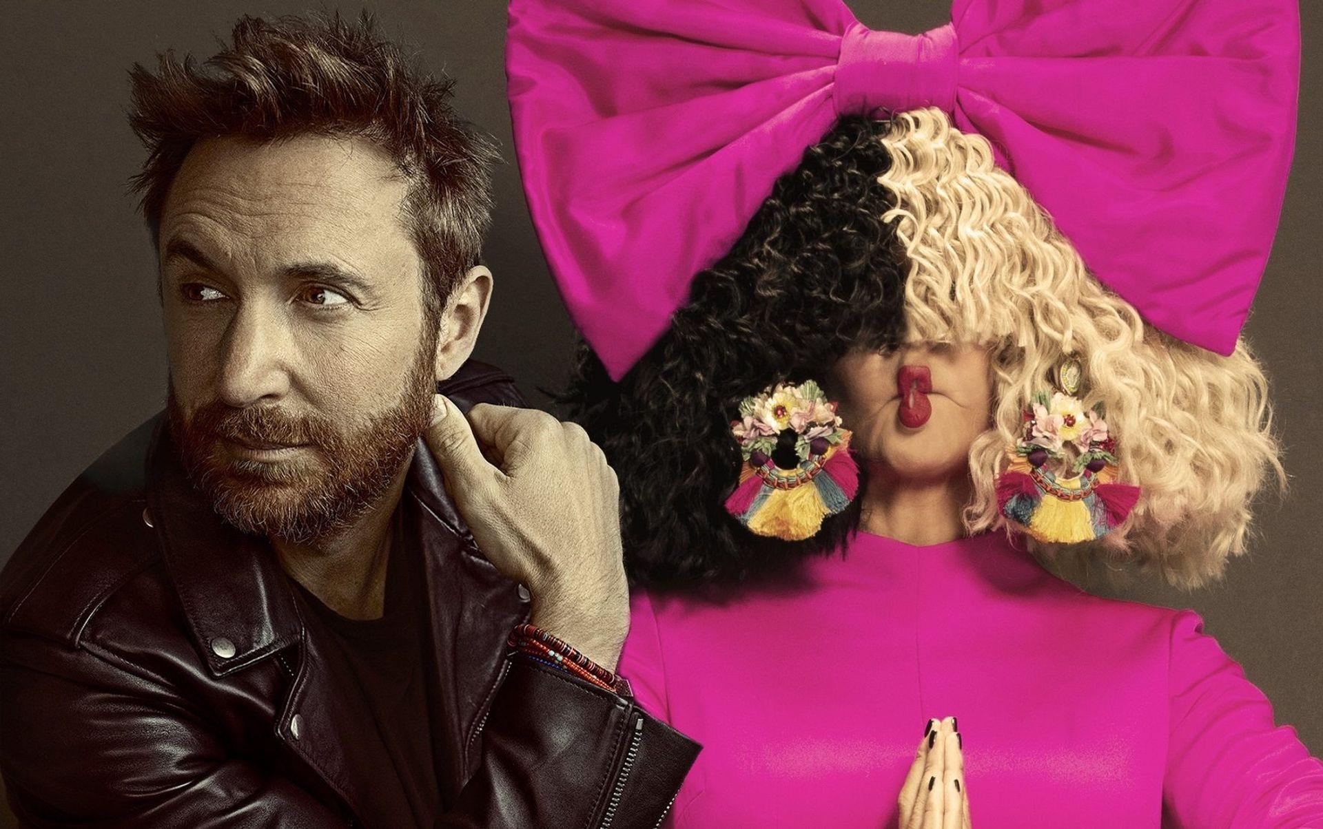 Het liefdesverhaal van David Guetta en Sia