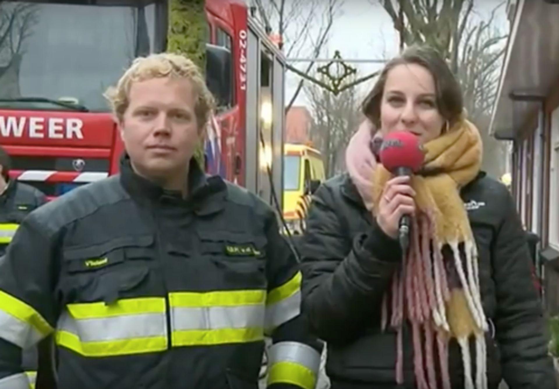 Jorien bedankt Aant en heel Vlieland voor hun input met 3FM Serious...