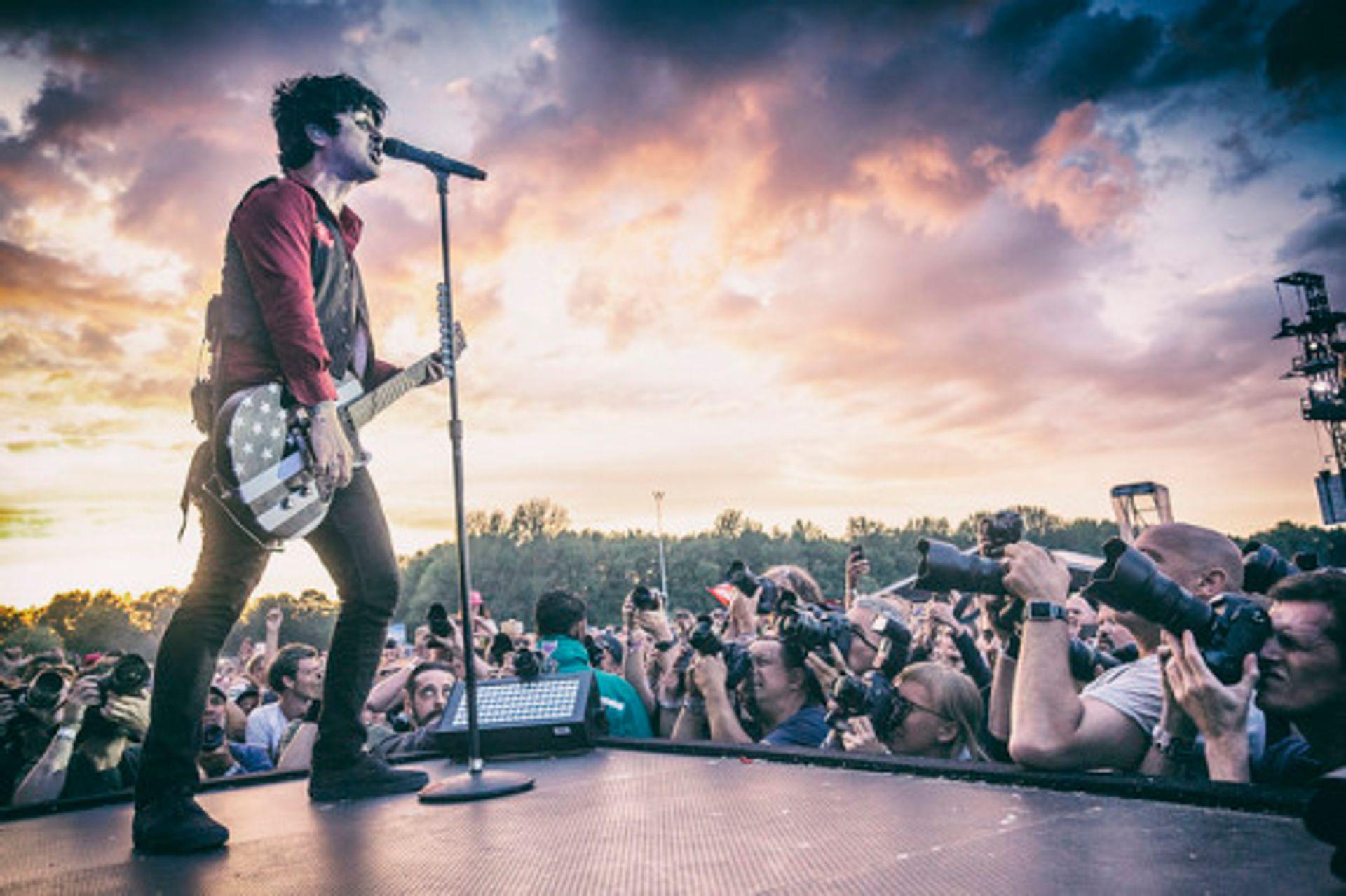 HUH?! Free Fallin' van Tom Petty was inspiratie voor Green Day?