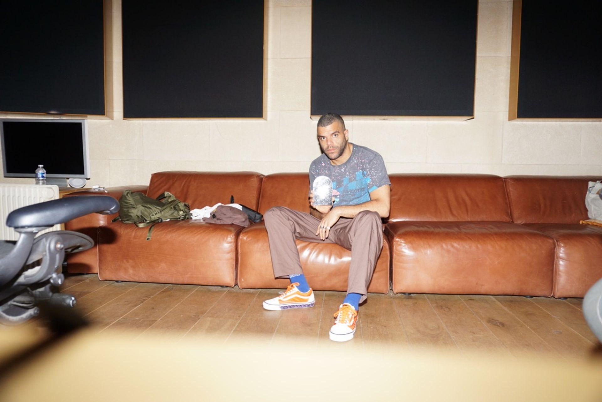 Sef over zijn nieuwe album El Salvador: 'Dit ga ik nooit meer vergeten'