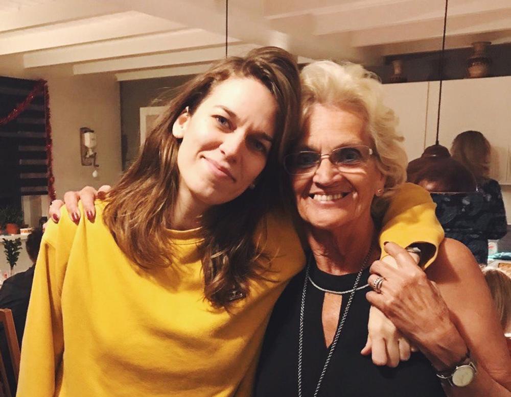 Oma Neeltje in thuisquarantaine: 'Ik wou dat het anders was, maar da is nie'