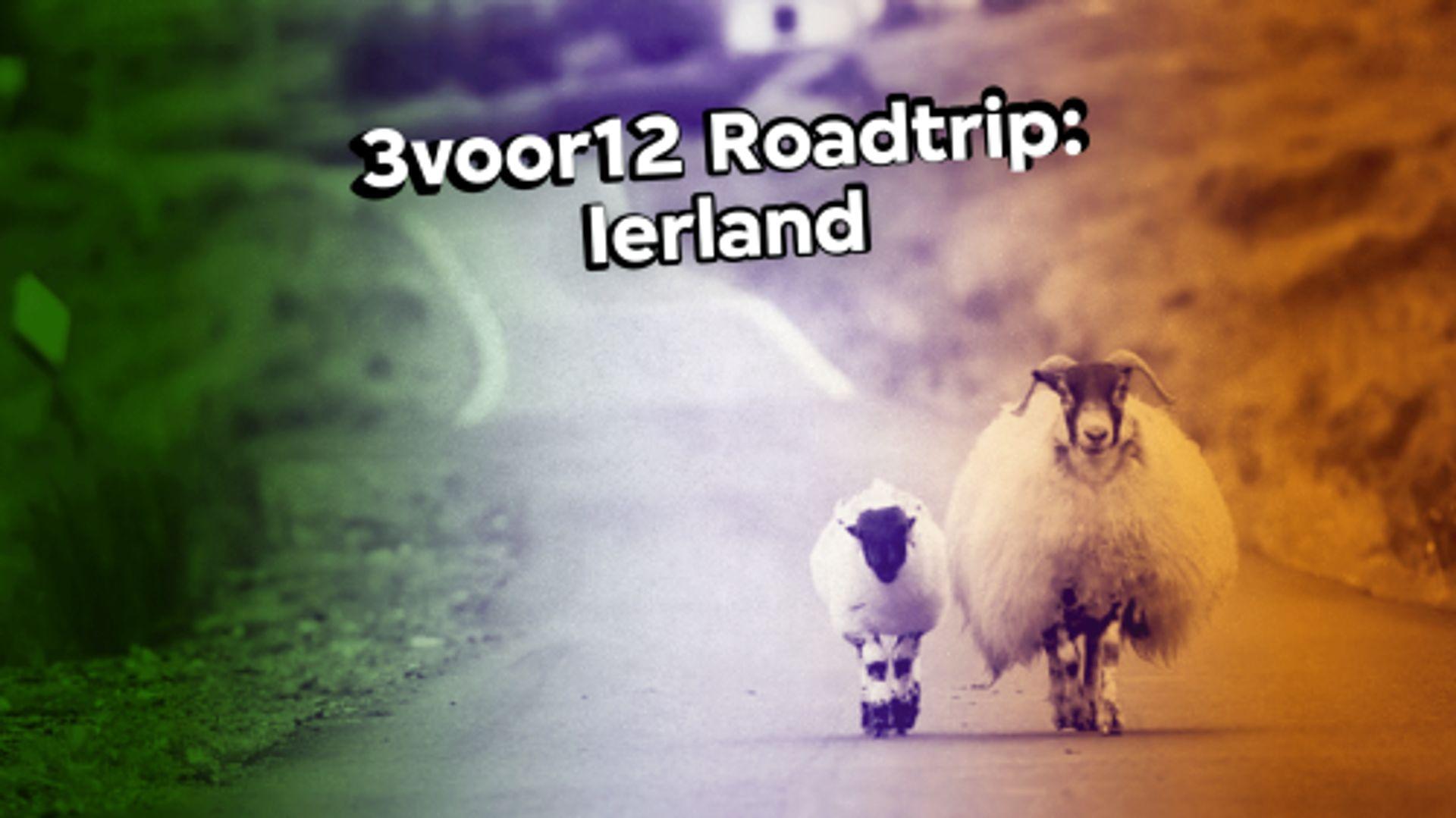 3voor12 Radio Roadtrip: De beste nieuwe muziek uit Ierland