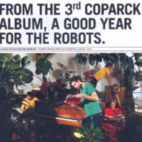 A GOOD YEAR FOR THE ROBOTS