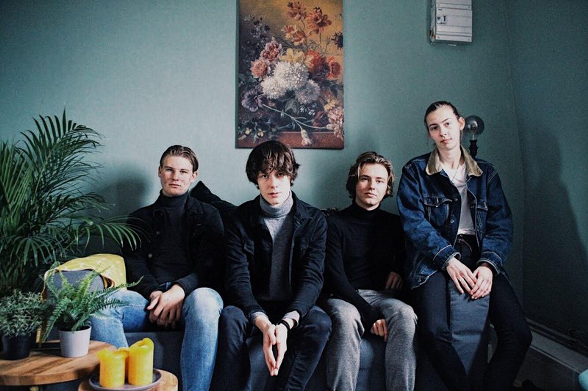 De Toonladder: Casey's Call over hun eerste release 'Chased Down'