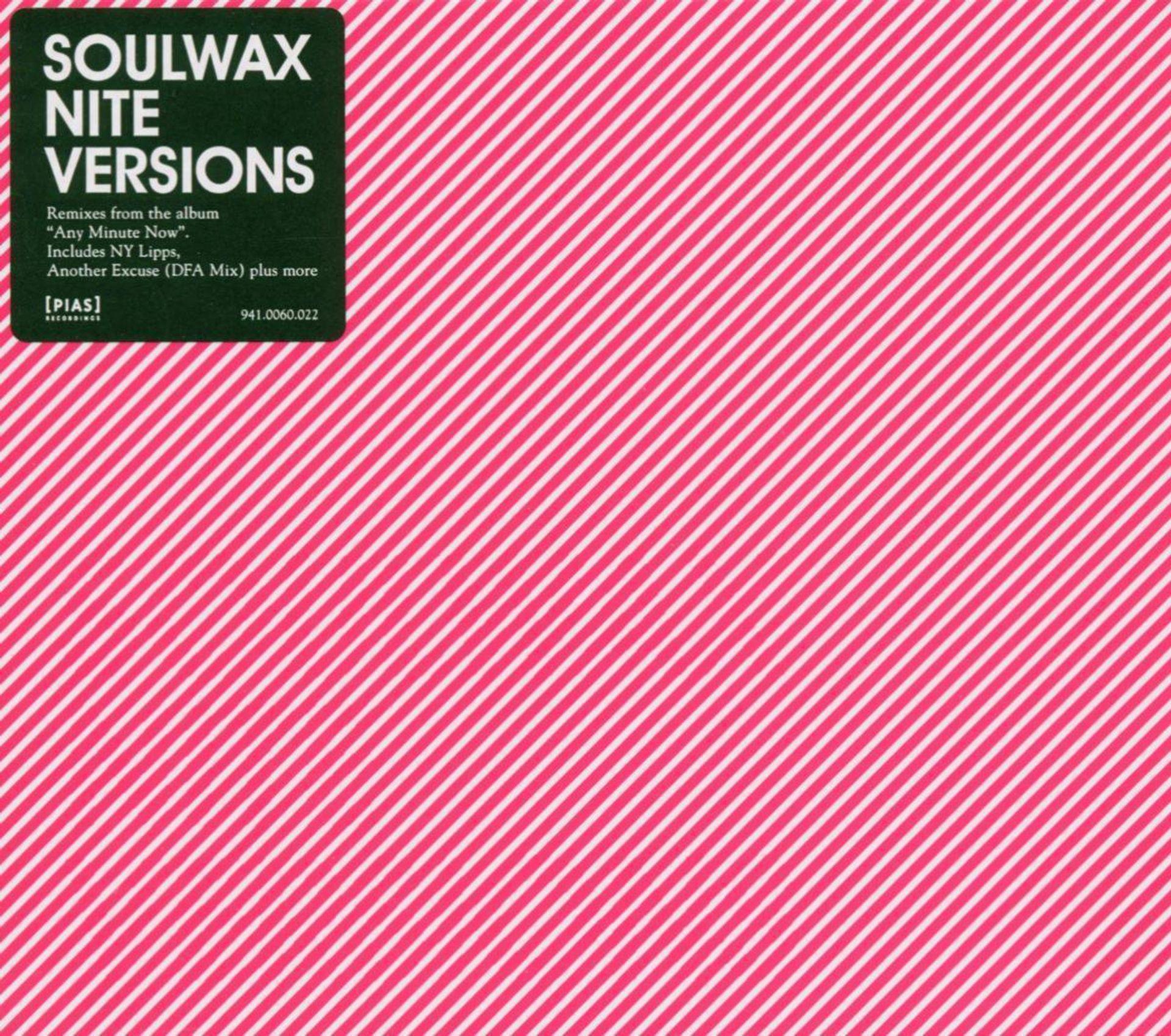 Een deep dive in 15 jaar 'Nite Versions' van Soulwax