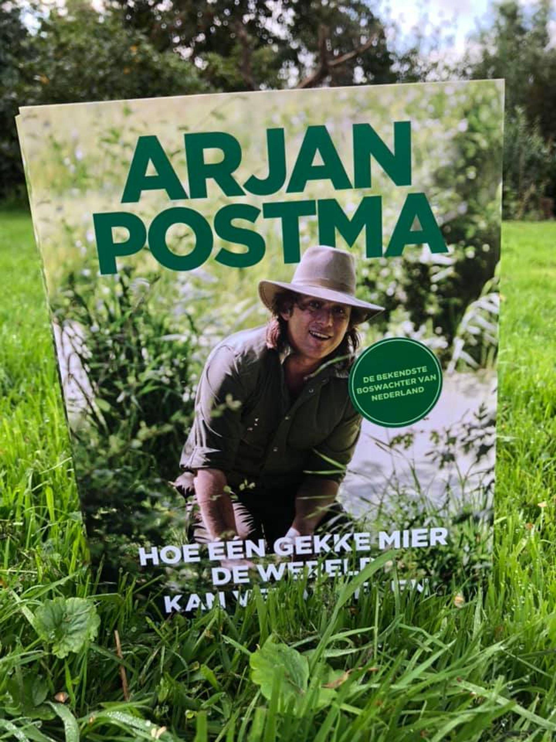 Arjan Postma vertelt hoe één gekke mier de wereld kan veranderen