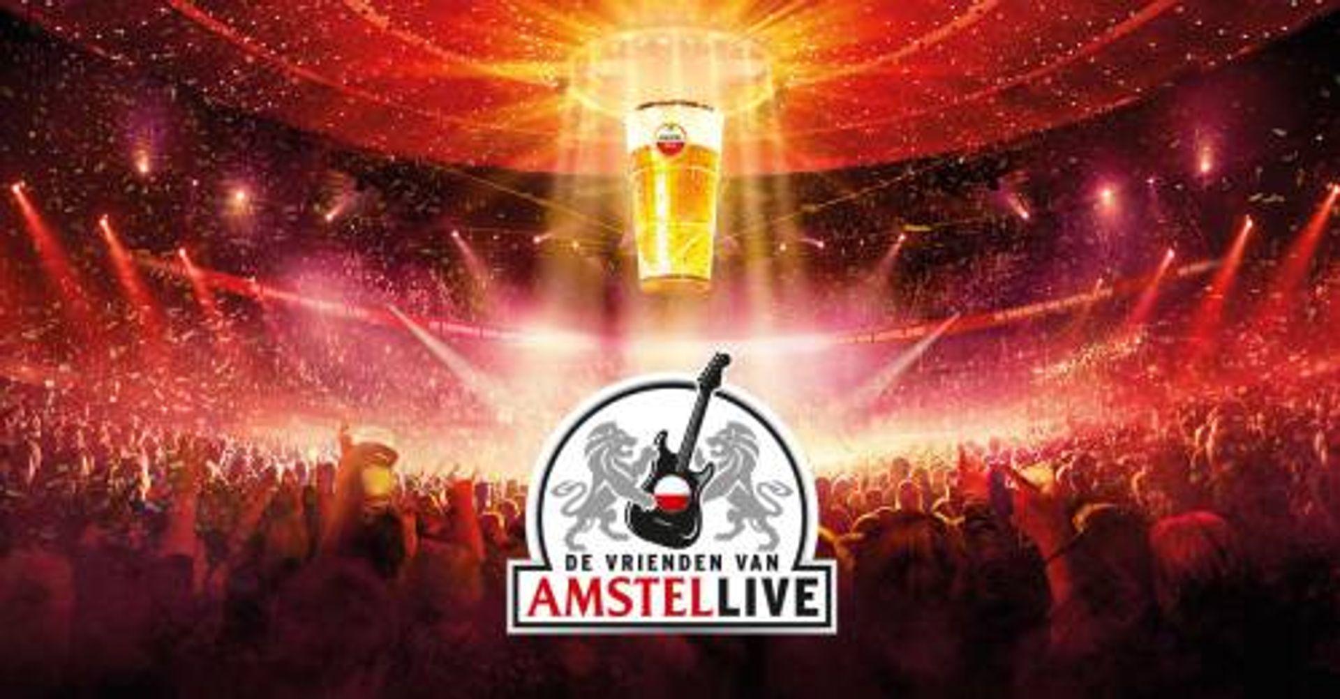 amstel live