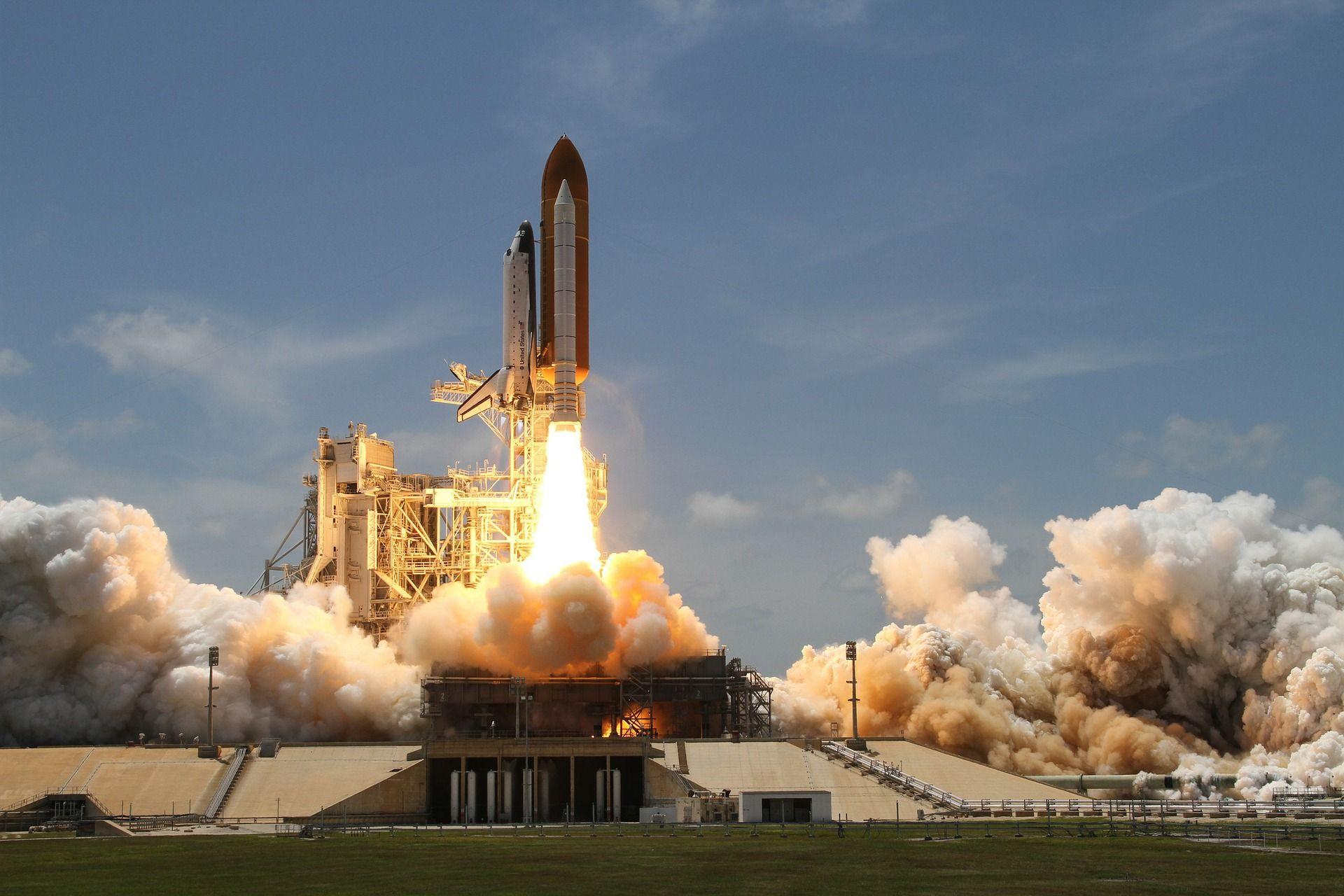 André Kuipers neemt ons met SpaceX mee de ruimte in