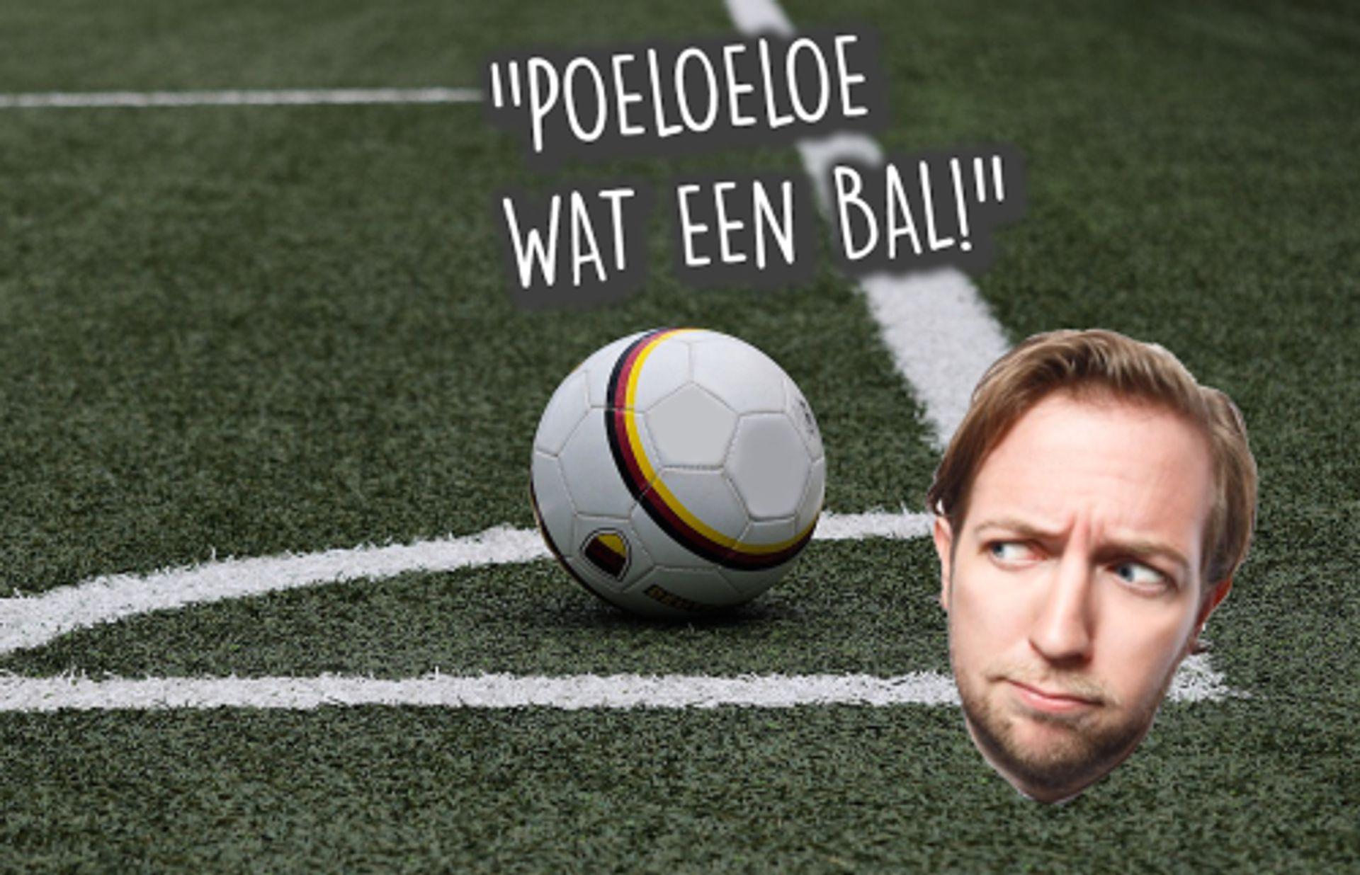 Rámon levert eigen commentaar op FIFA