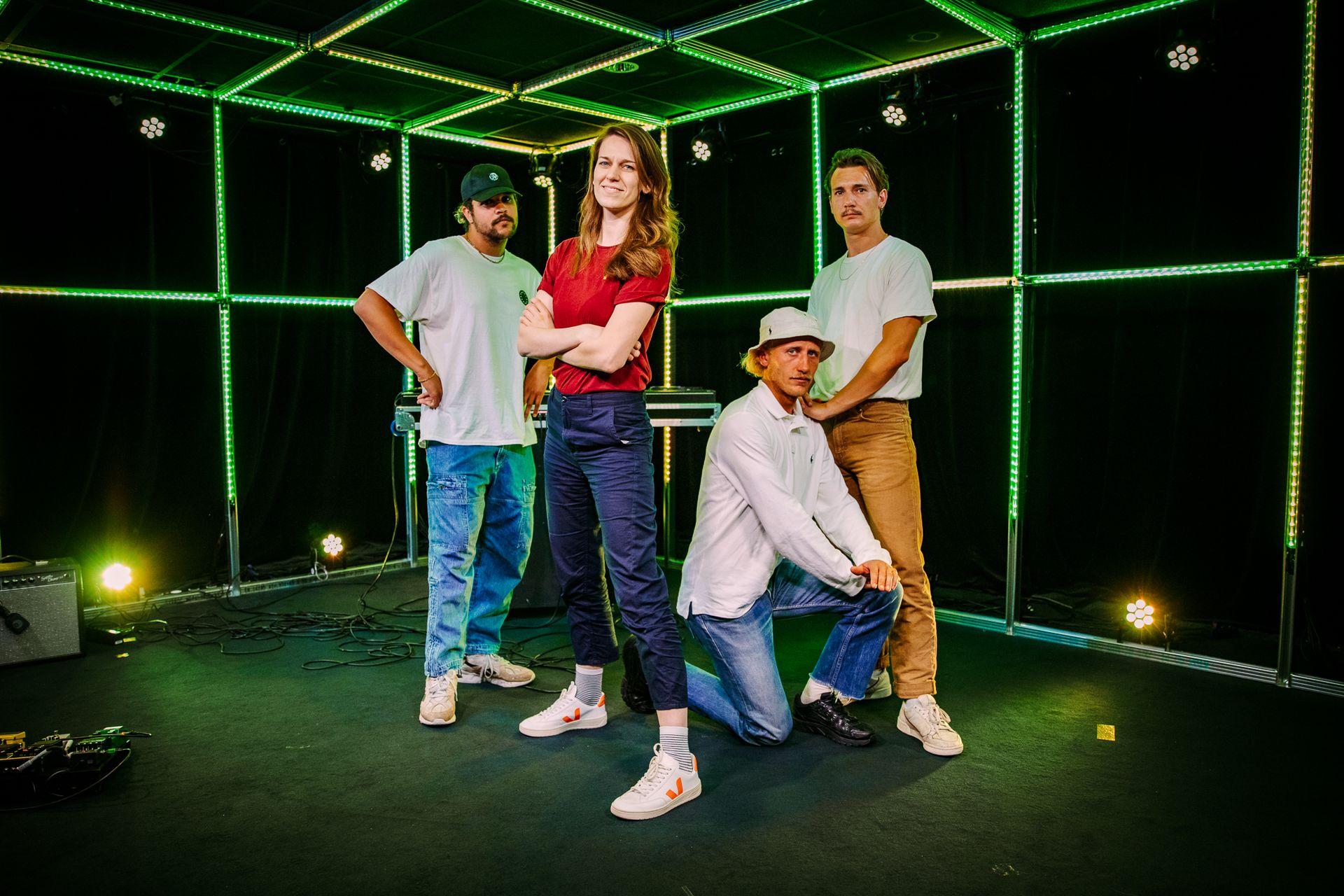 De Zeroes Request van Goldband: 'Drie hete jongens kiezen voor drie hete vrouwen!'