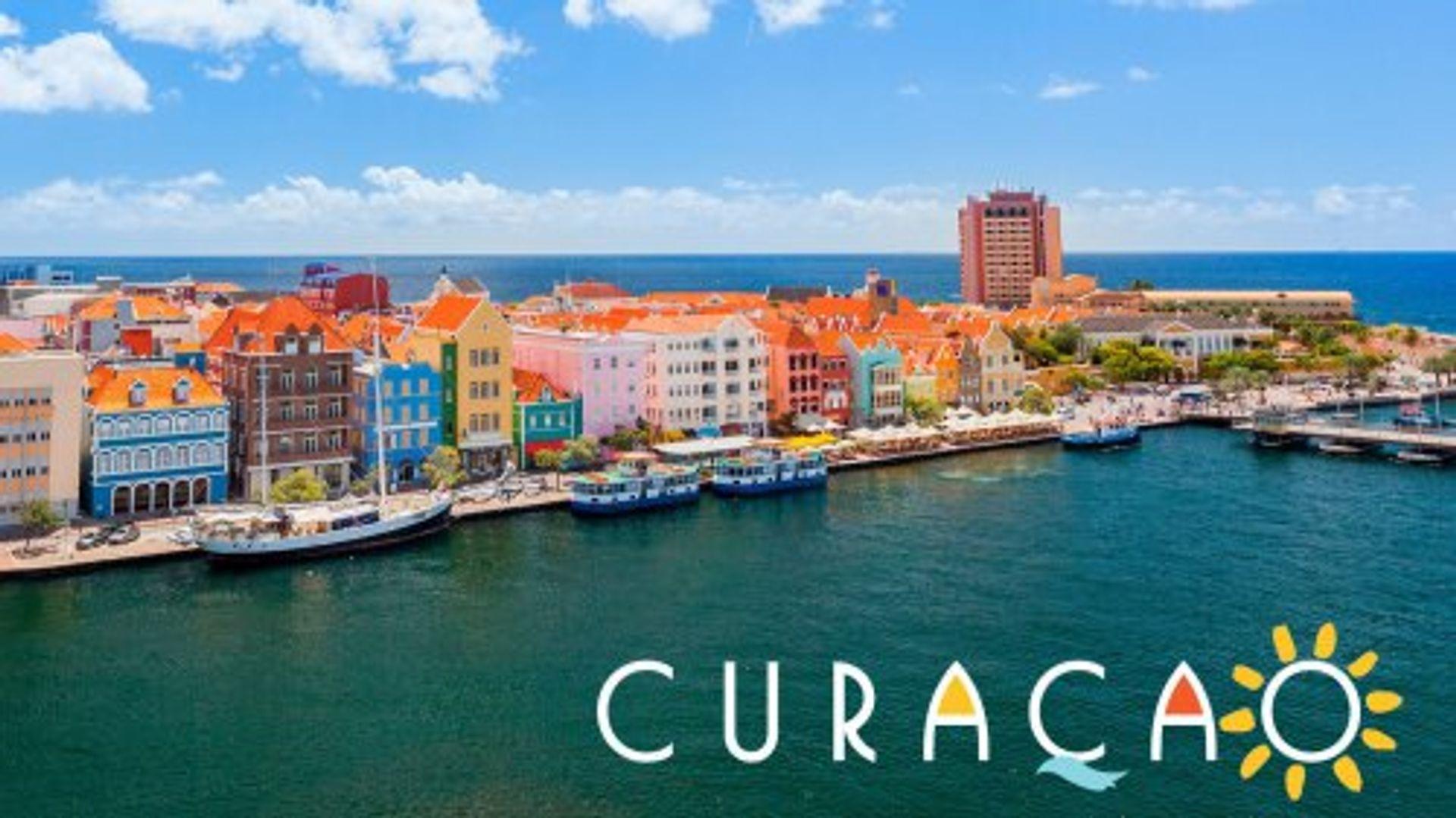 Oh, dus dat betekent Curaçao.