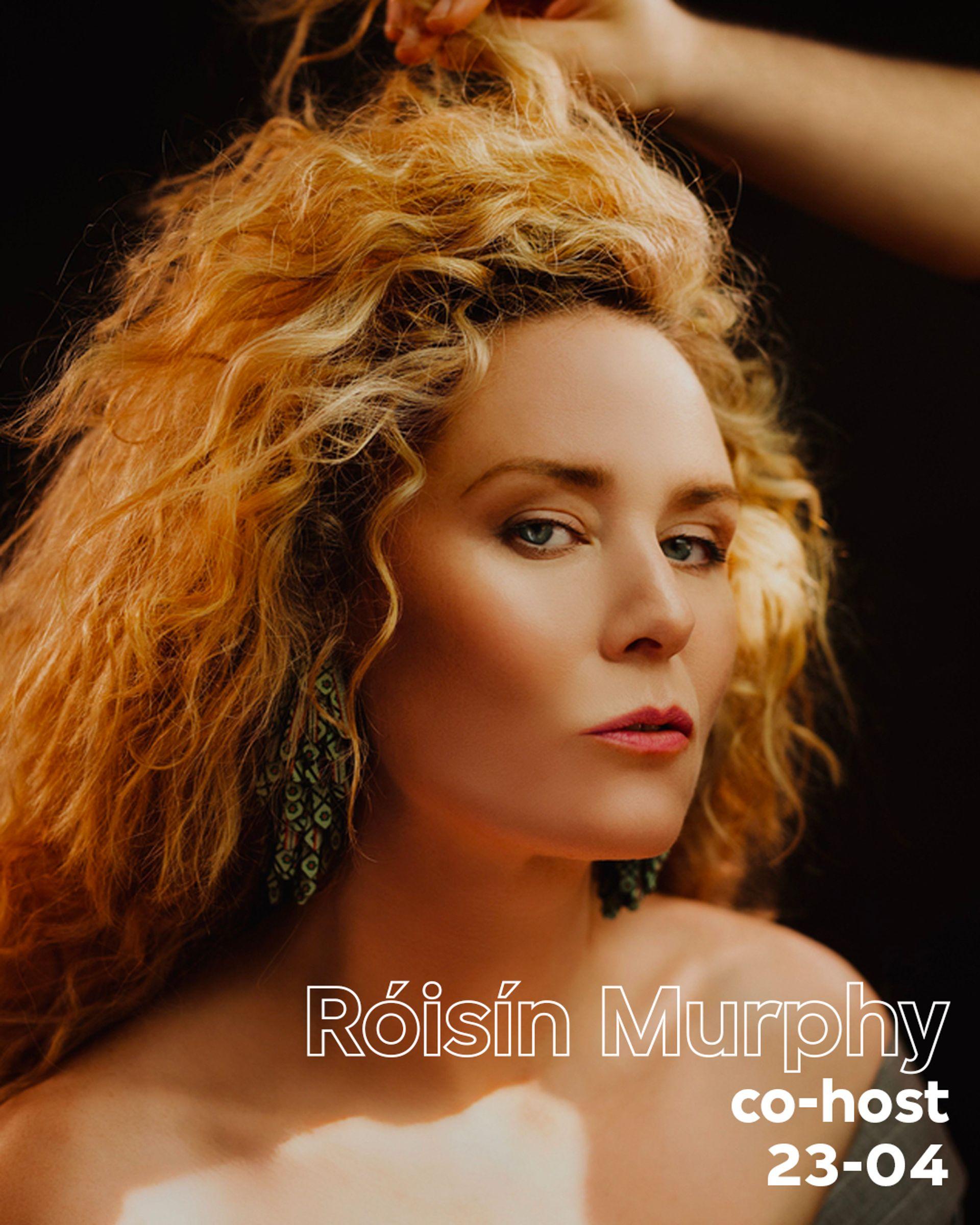 Luister terug: een akoestische livesessie van Roísín Murphy