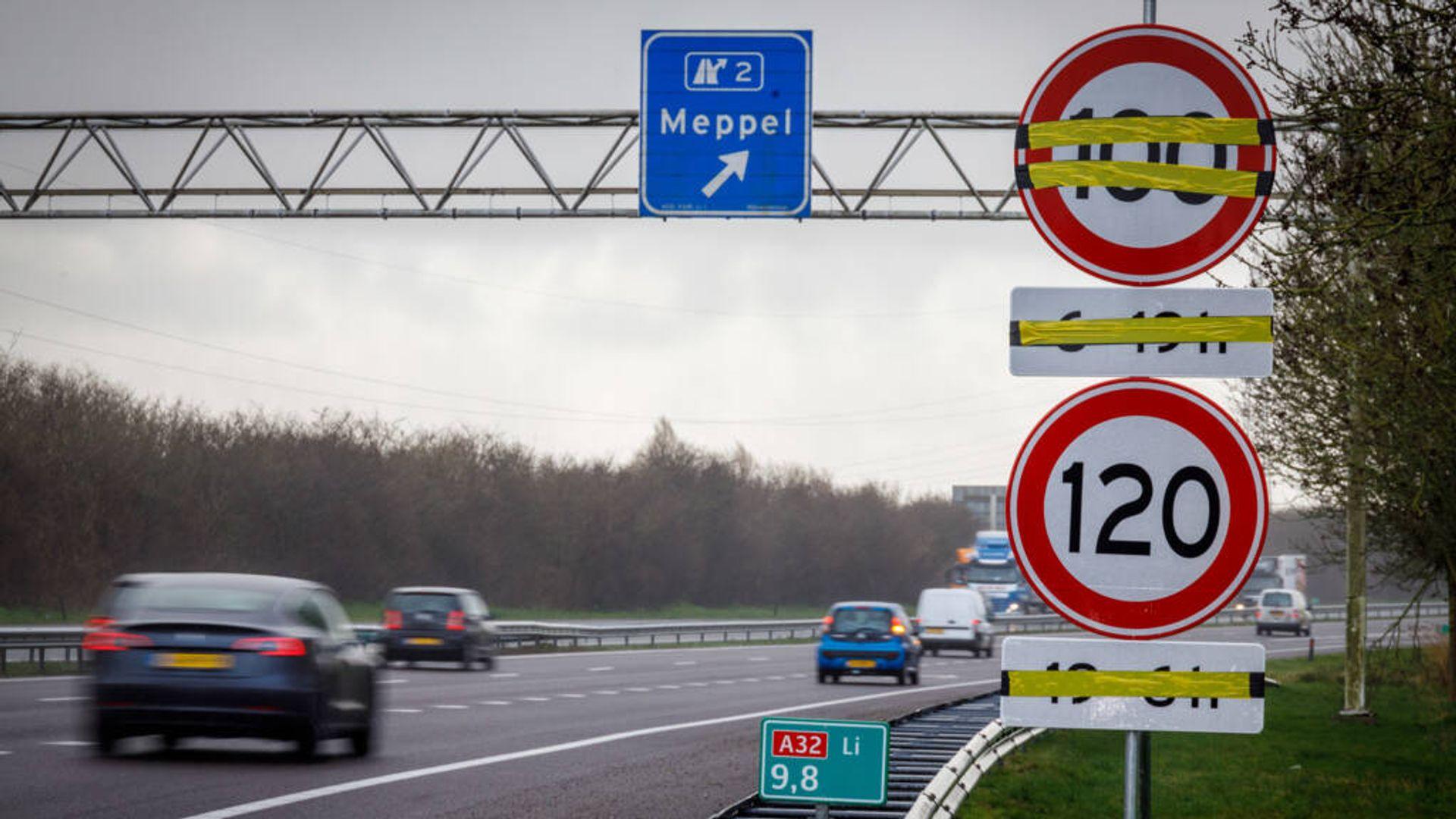 €19 miljoen aan verkeersborden!