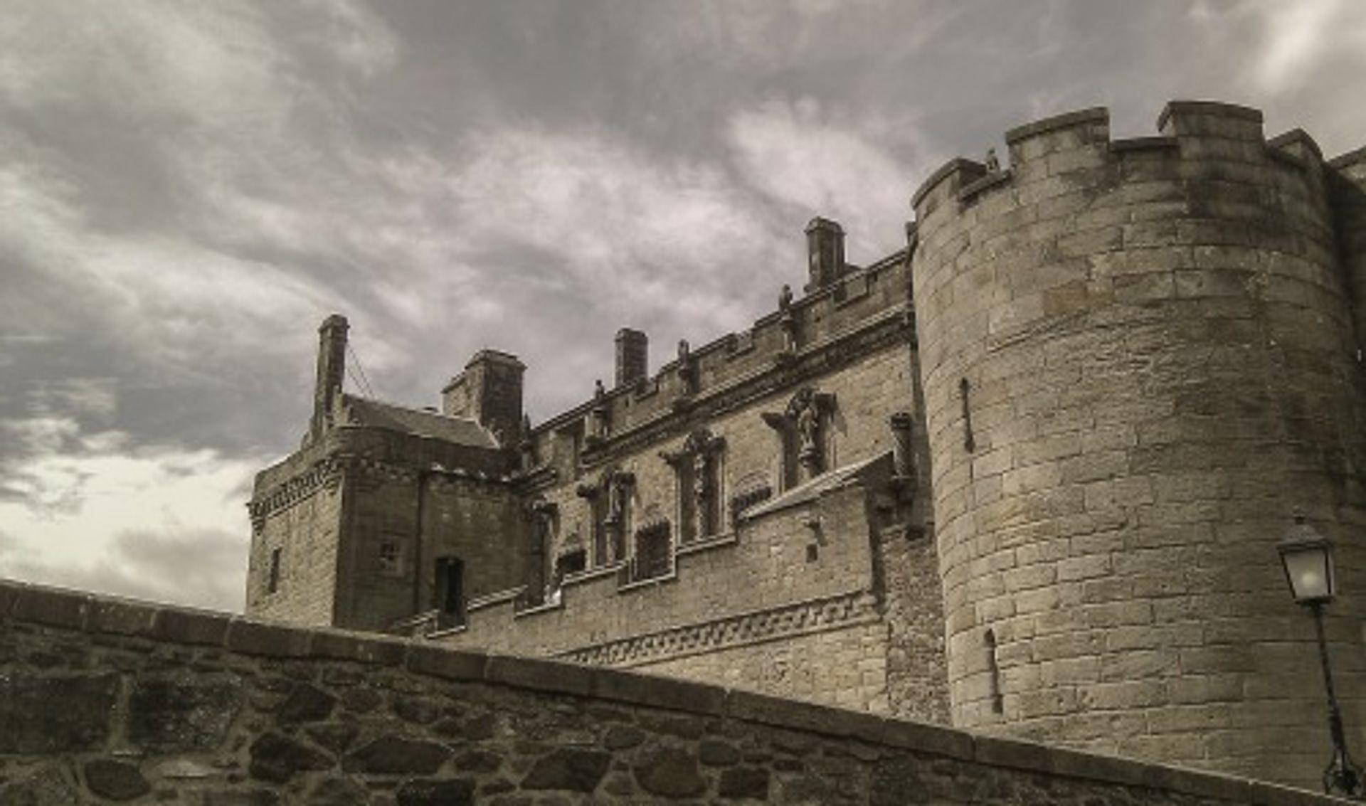 Kom in Actie: wij slapen in een kasteel!