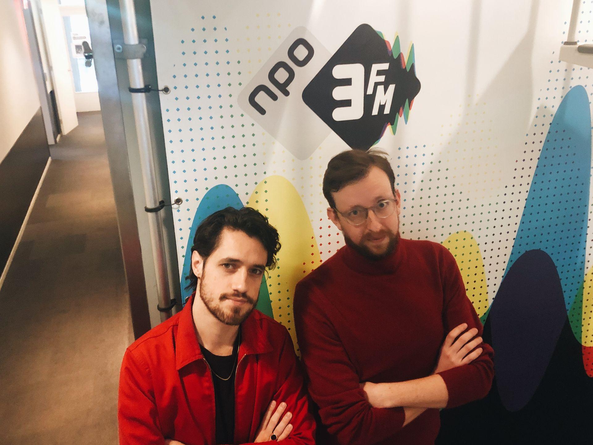 Jasper Demollin en Stijn van Vliet maken podcast over zelfhulpboeken