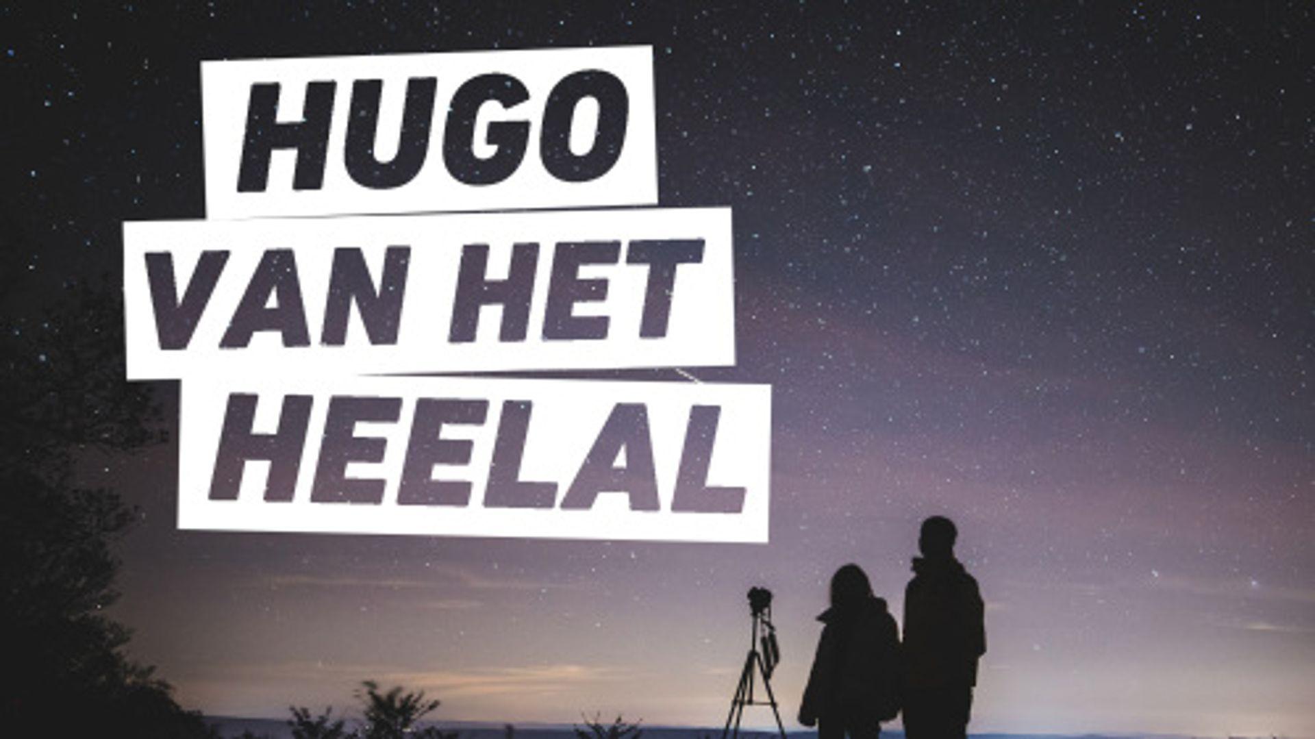 Hugo van het Heelal - Kunnen sterren tweelingen krijgen? #3fm...