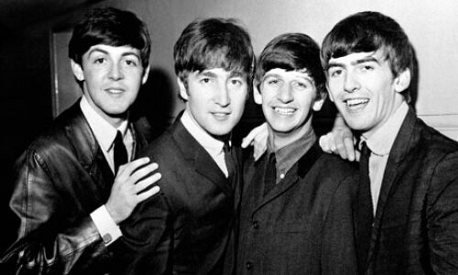 Het Op Maat Gemaakte Spel Over... The Beatles