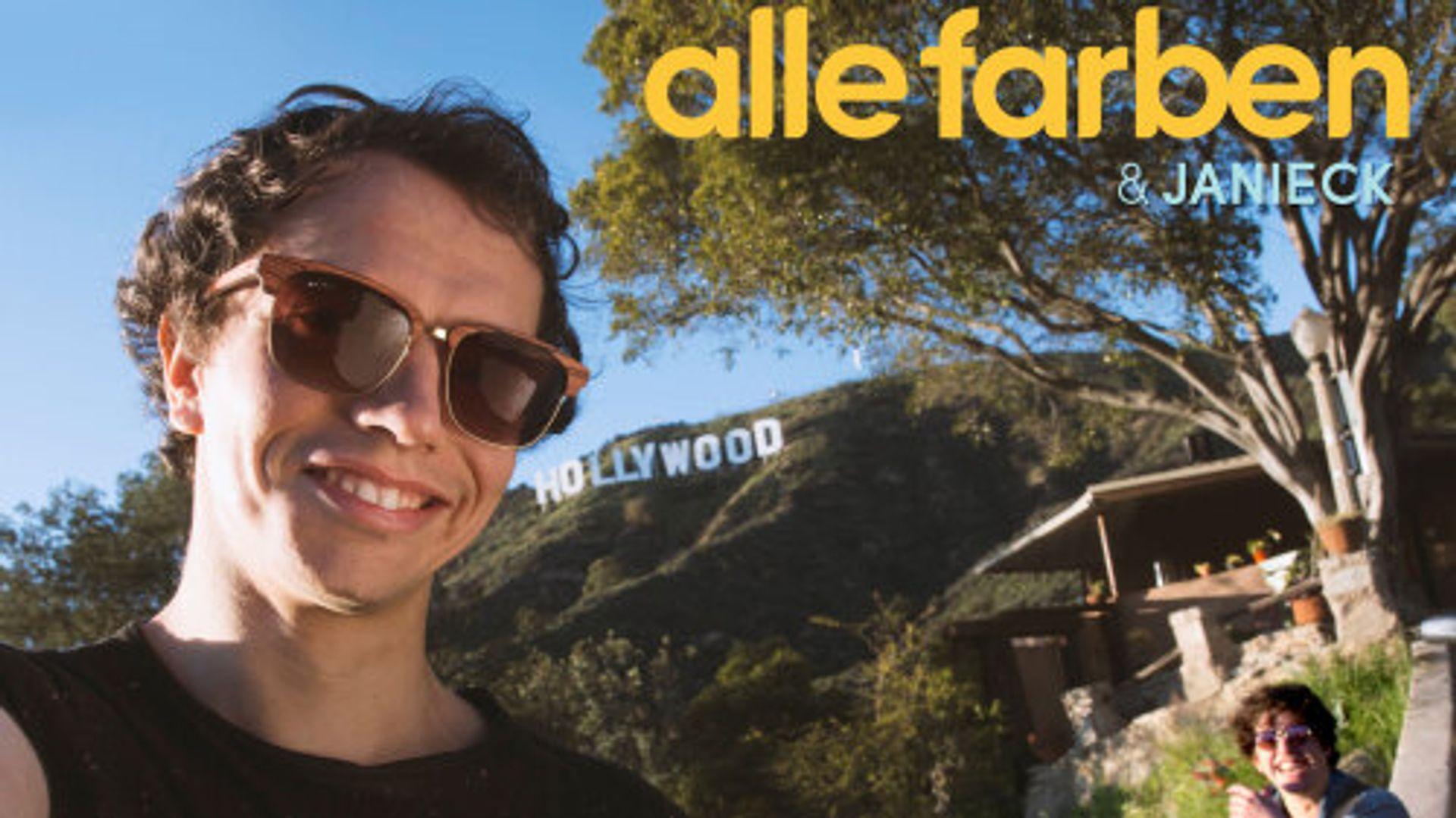 Jasper is fan van de nieuwe track van @AlleFarben en @Janieckofficial!...