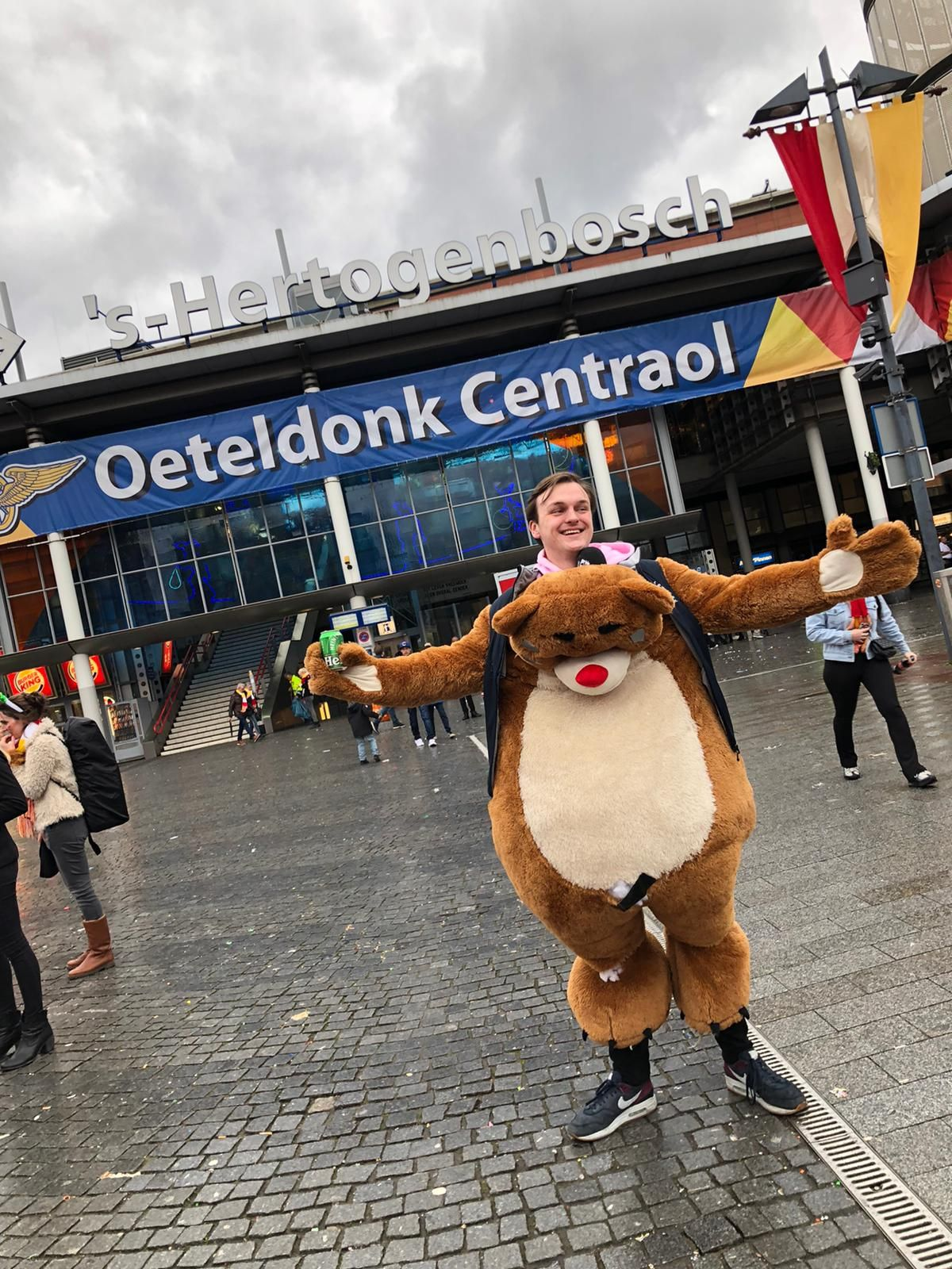 Carnaval in Oeteldonk 3.0!