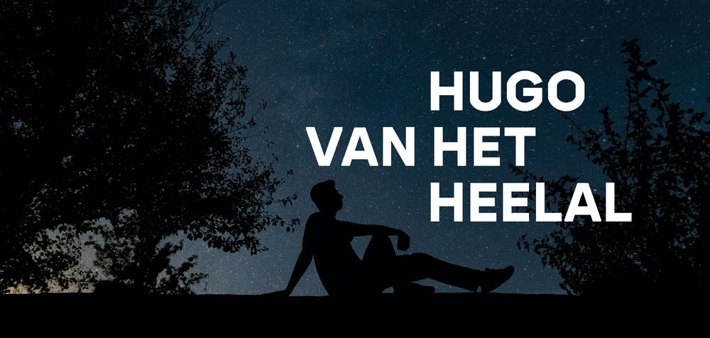Hugo van het Heelal over perseverence en de laaghangende maan!