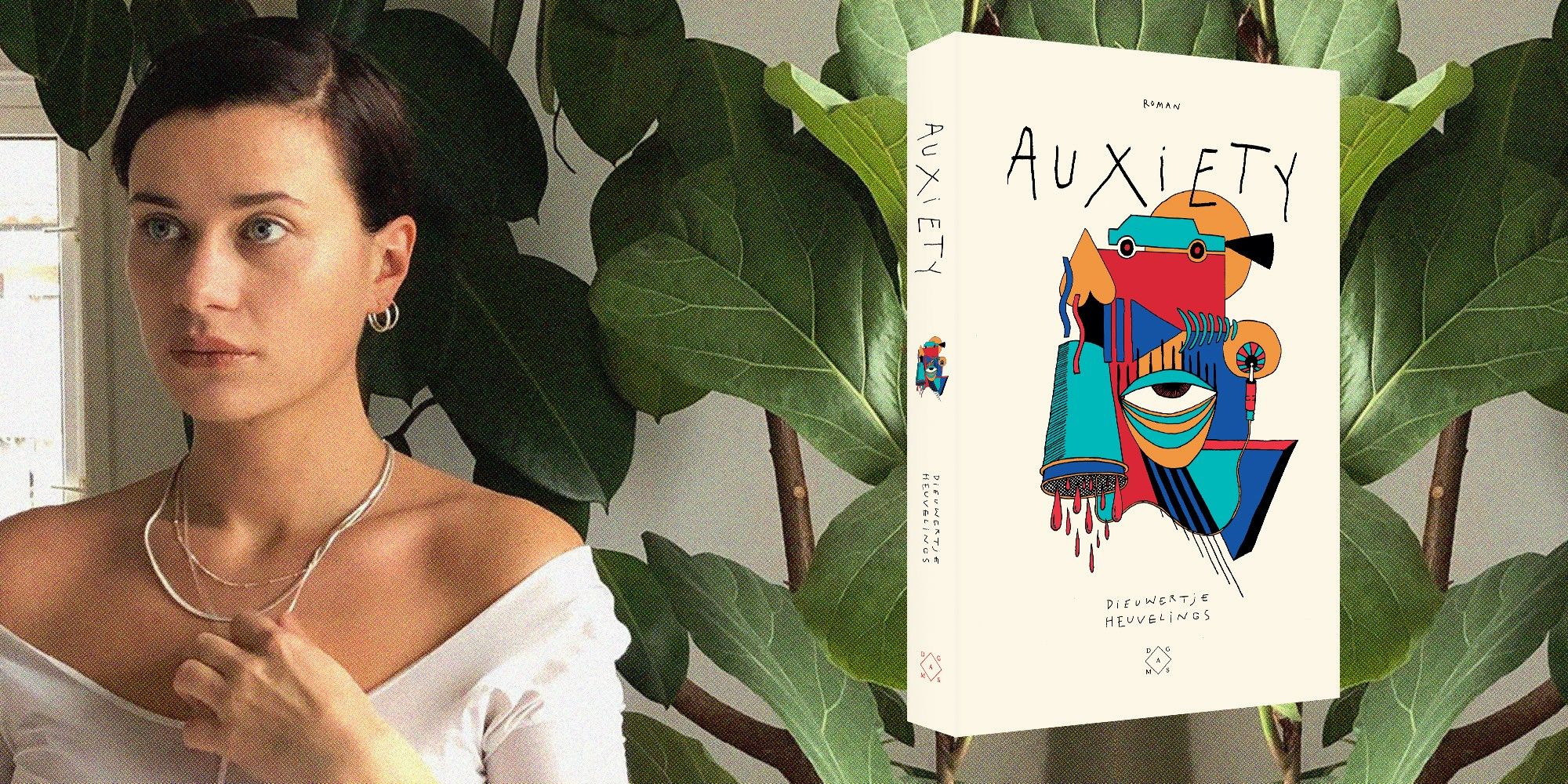 Dieuwertje Heuvelings geeft een kijkje achter de schermen van de streaming industrie met haar nieuwe boek