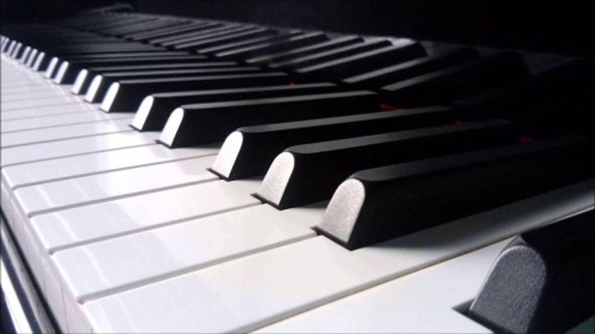 Huispianist Ronnie kan ook beatboxen!