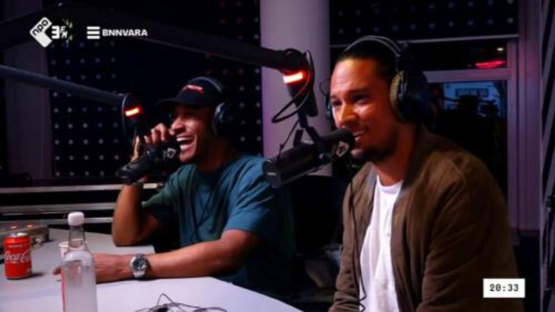 Roddelradio met Sunnery James en Ryan Marciano!