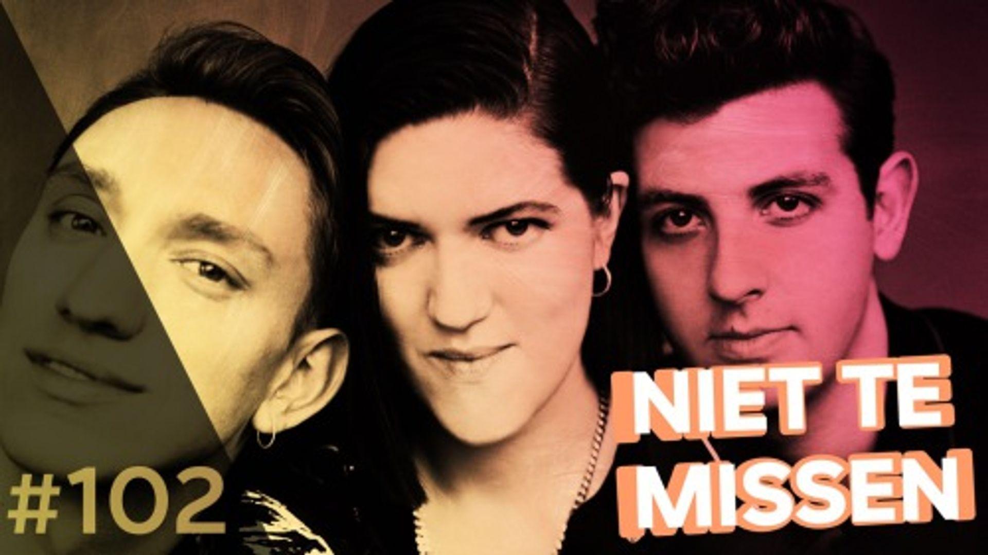 Niet te missen! Een uur lang de nieuwste releases. Met o.a. The xx en...