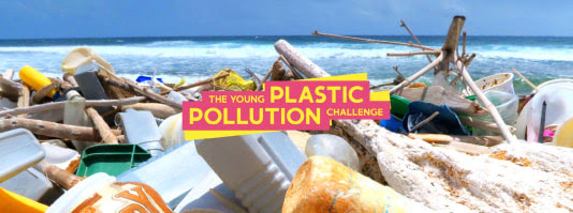 Briljante koppen verzamelen! Doe jij mee aan The Young Plastic Pollution Challenge?