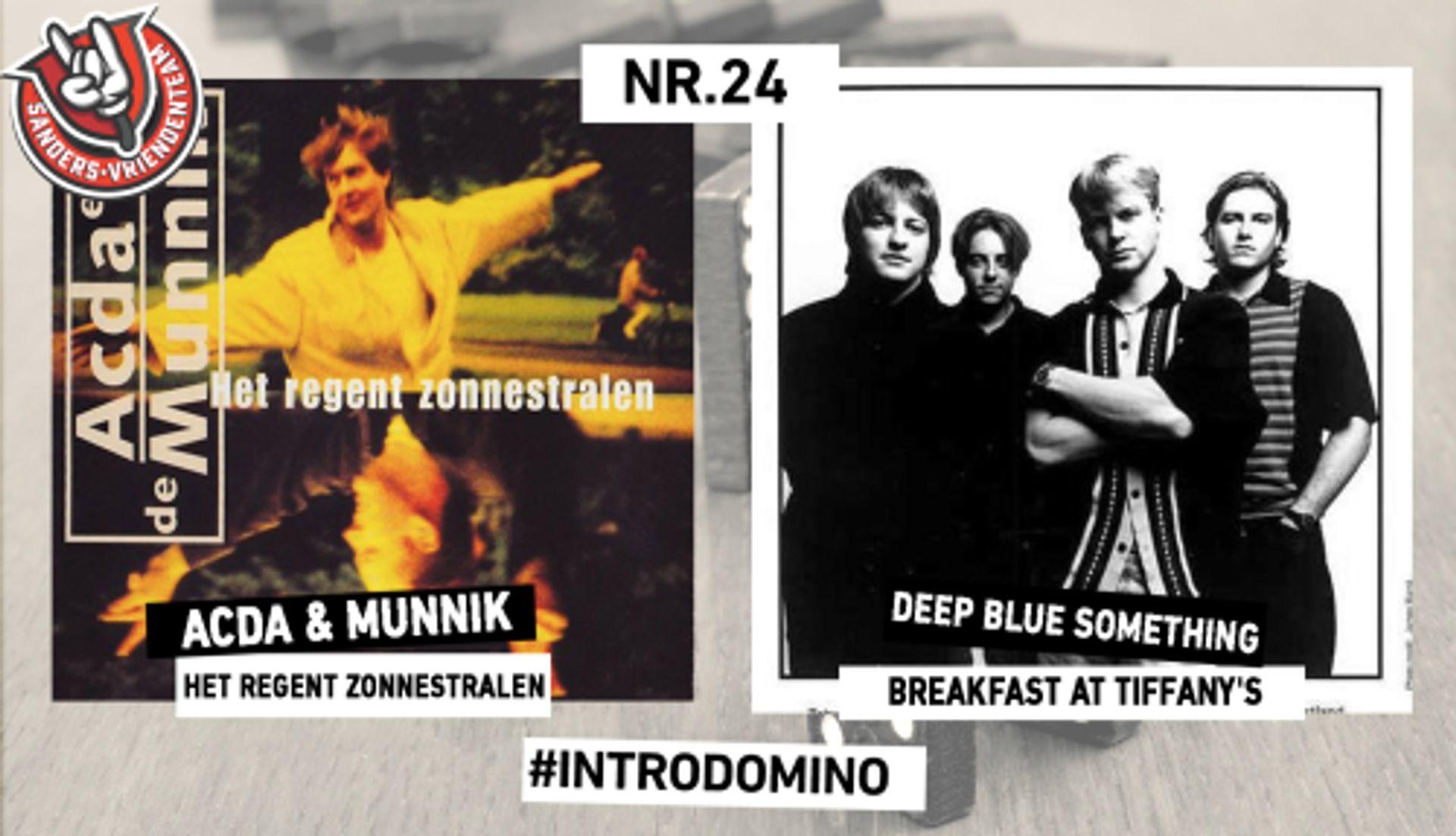 INTRODOMINO: ACDA & MUNNIK - HET REGENT ZONNESTRALEN & DEEP BLUE...