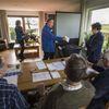 Het kleinste stembureau van Nederland opent weer