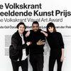 Het gesprek - Uitreiking Volkskrant Beeldende Kunst Prijs