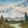 Museumtip: Bob Ross Happy Painting